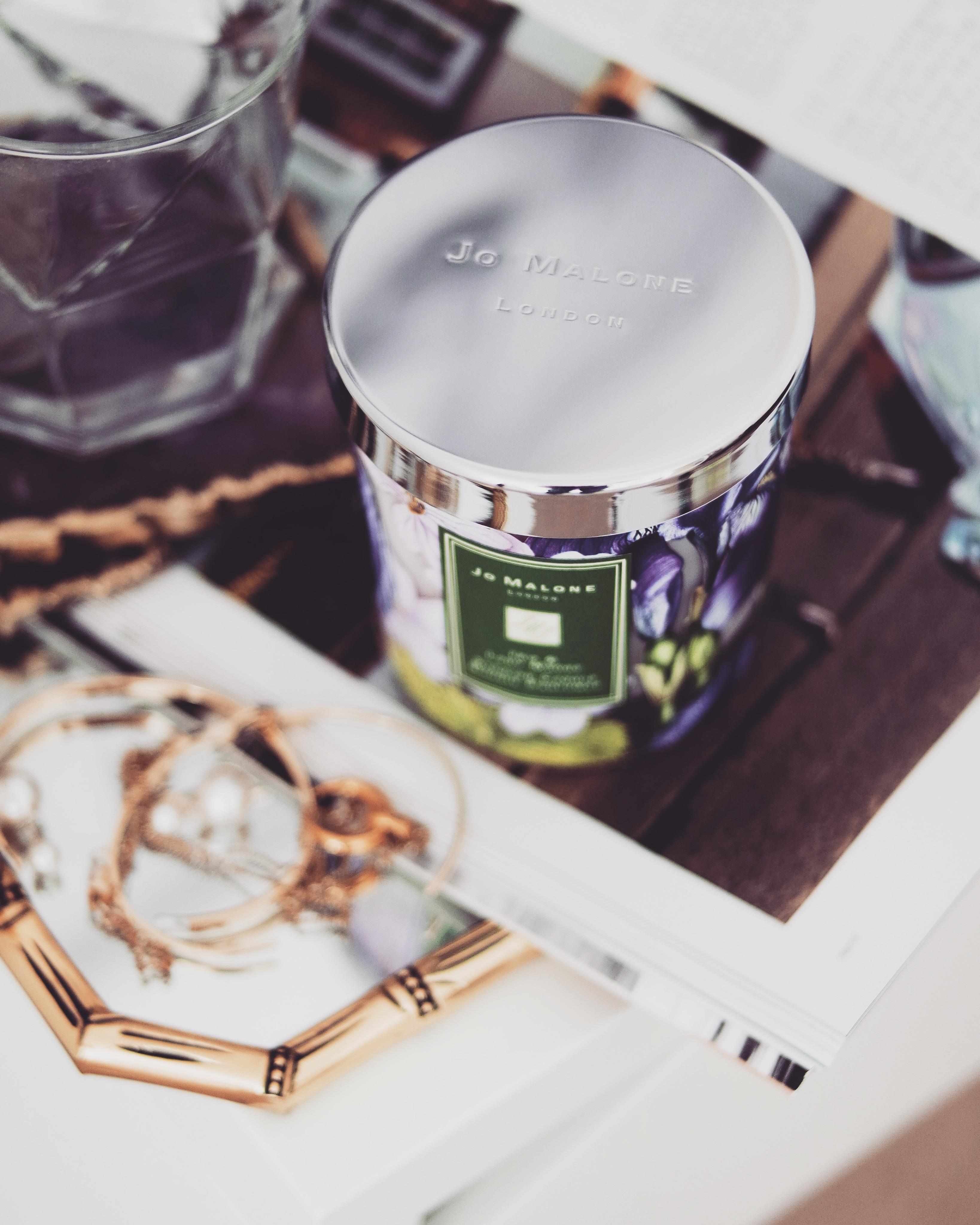 Jo Malone - Printed Candle