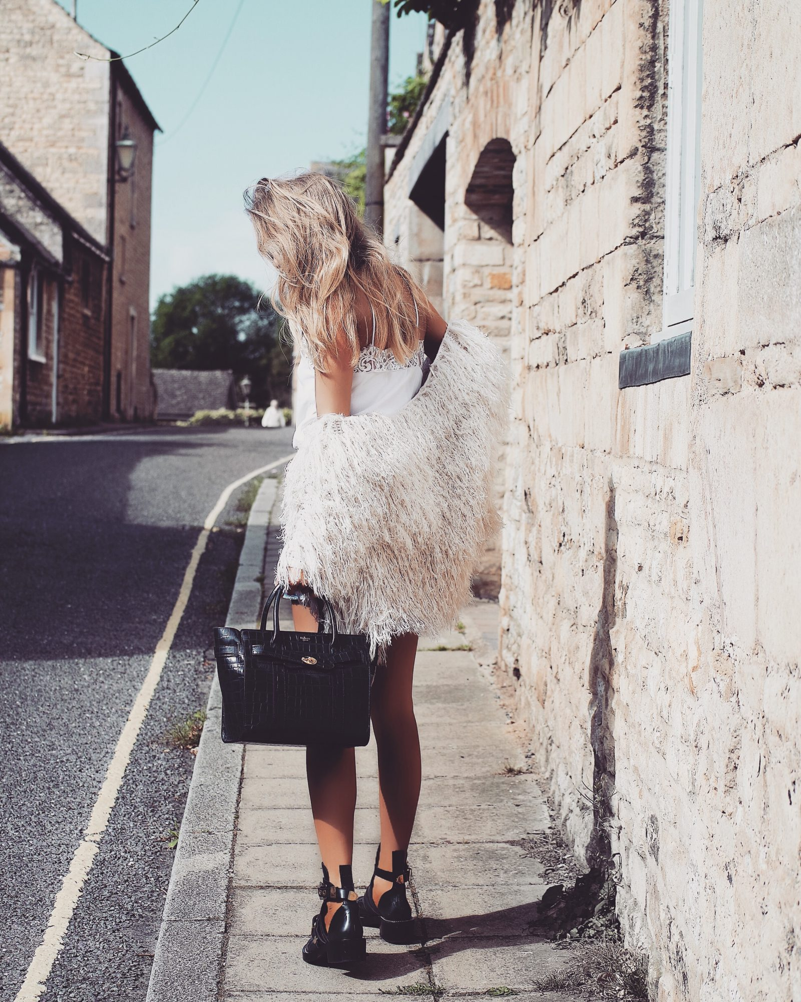 Mulberry Bayswater - Fashion Blogger Style