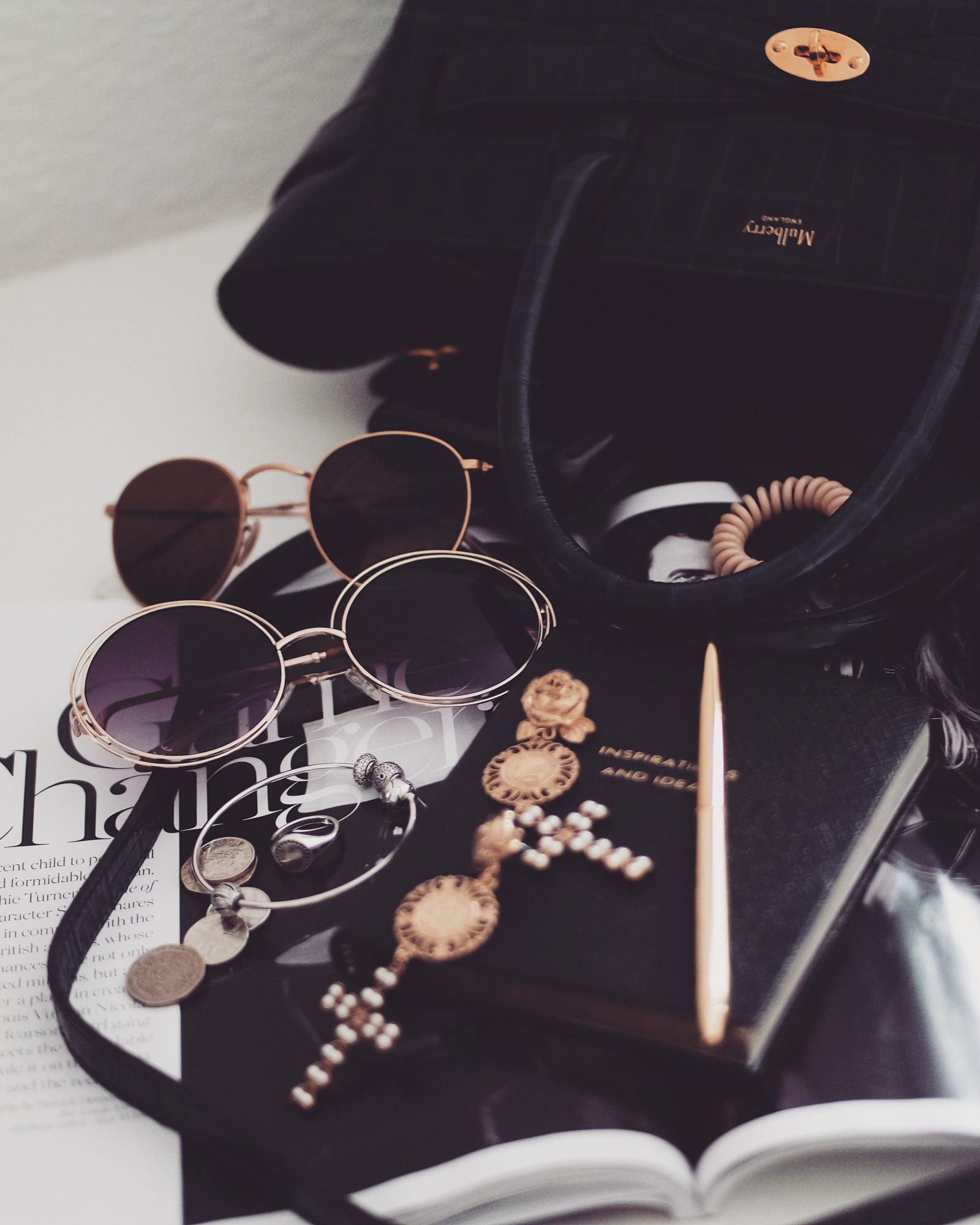 Whats In My Bag | Mulberry Zipped Bayswater