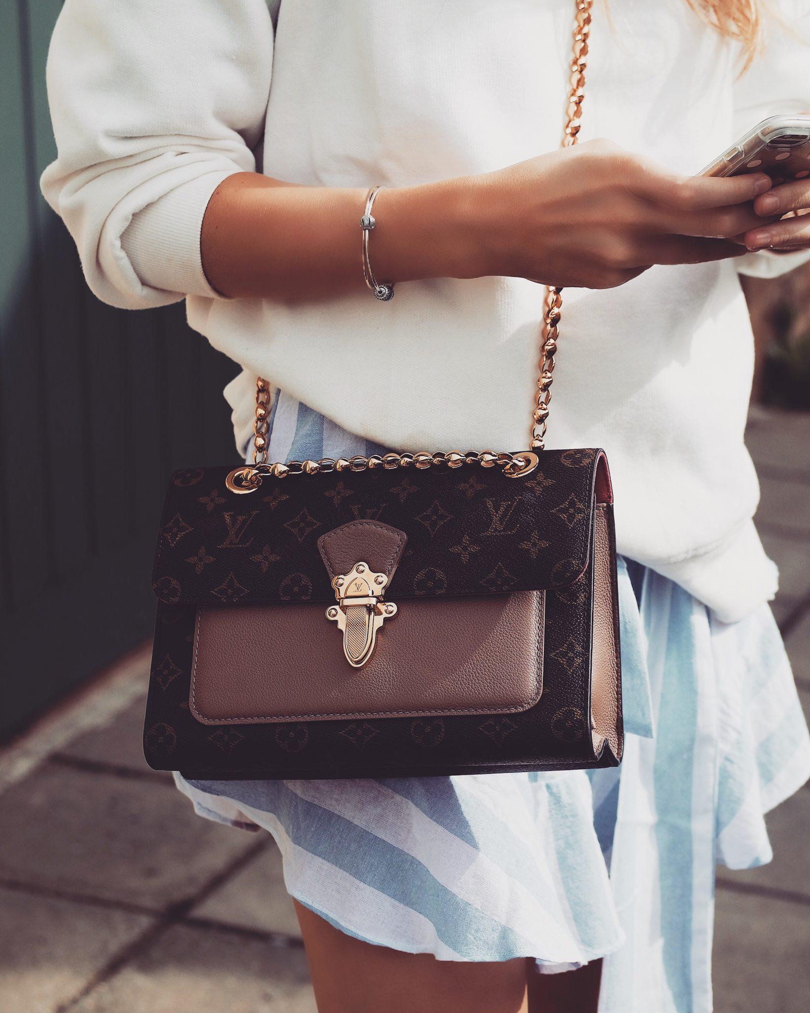 Real Time Haul - Louis Vuitton Chain Bag