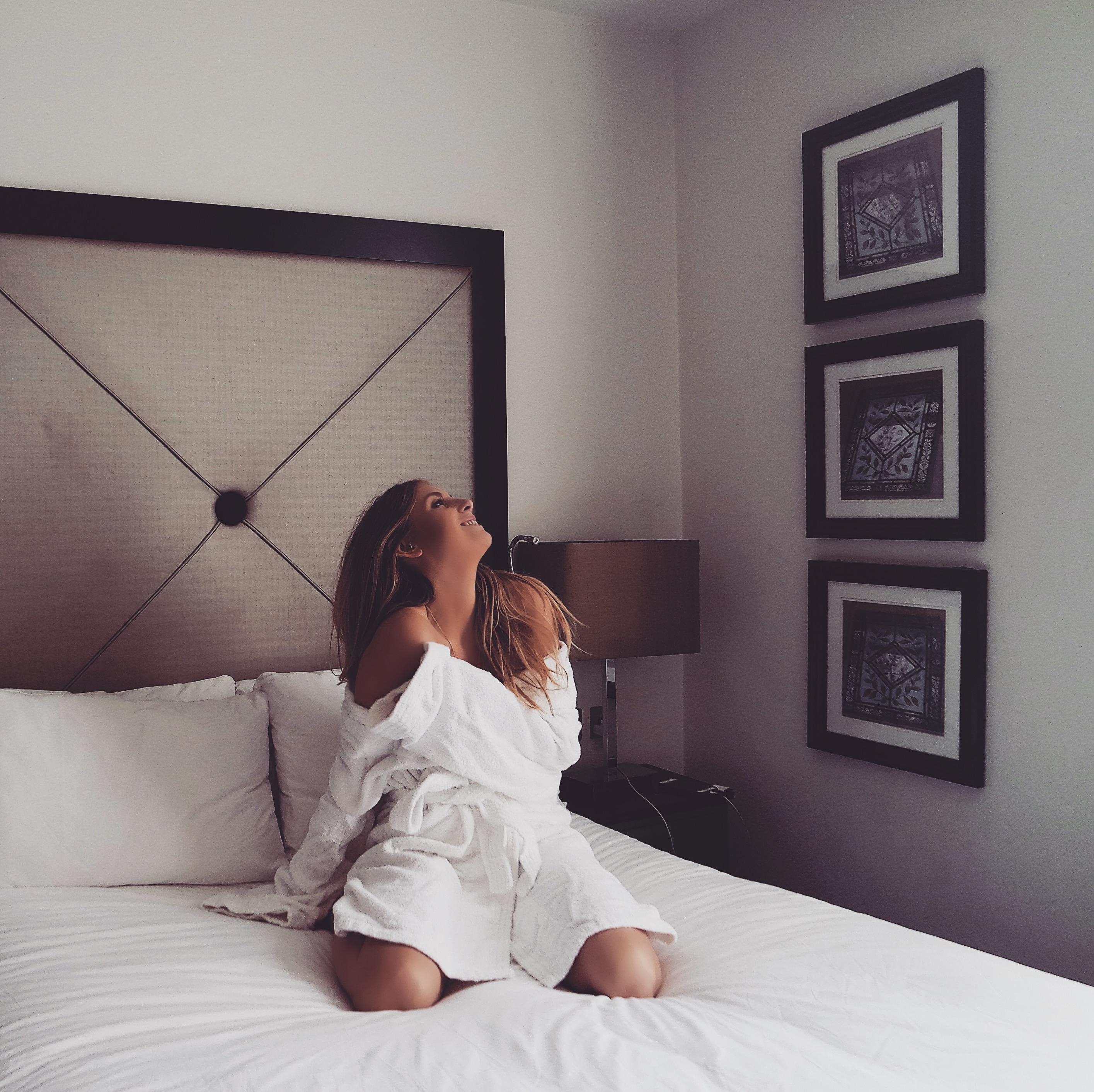 Hotel Indigo Kensington - Bedroom