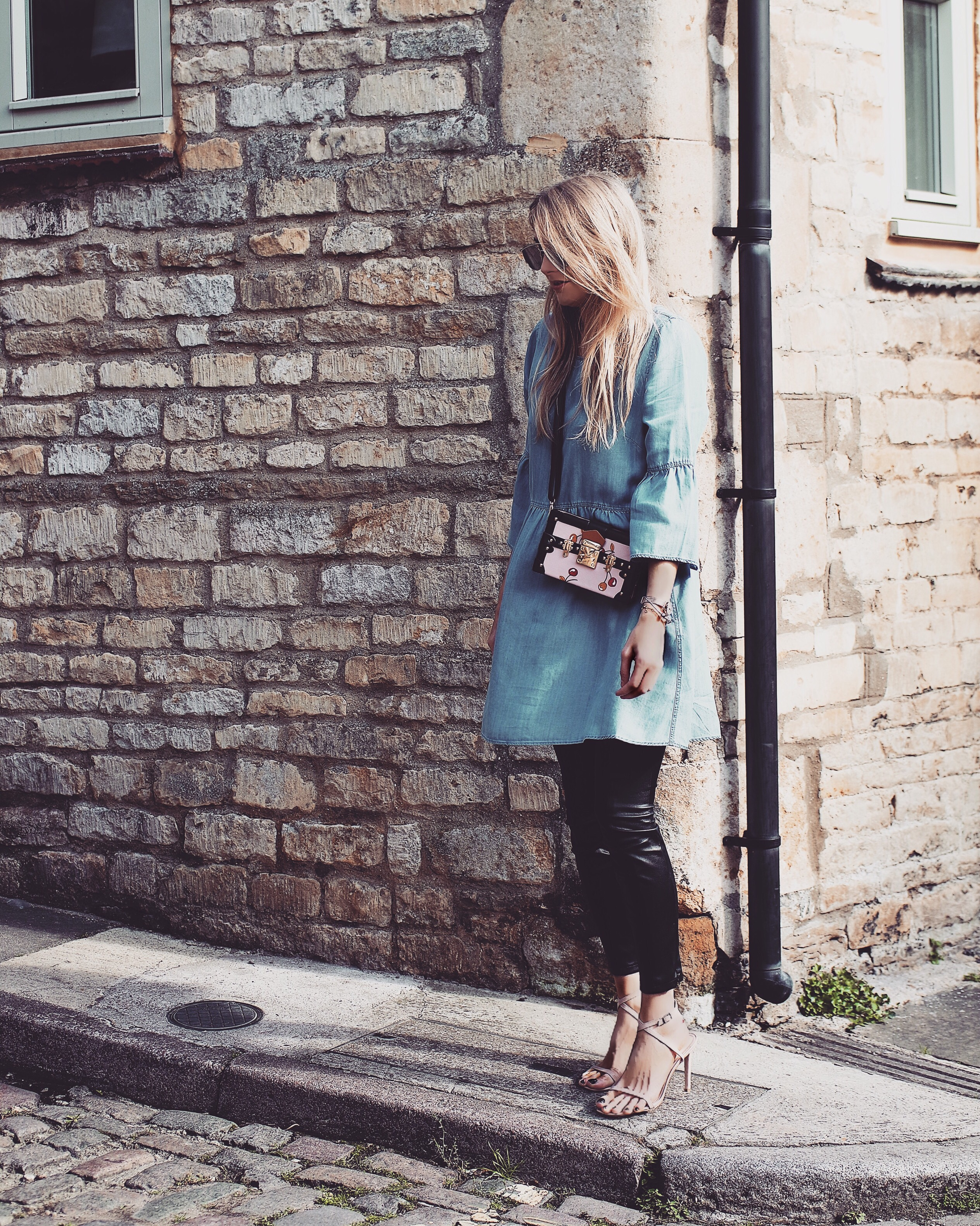 LFW Streetstyle - Fashion Blogger Outfit