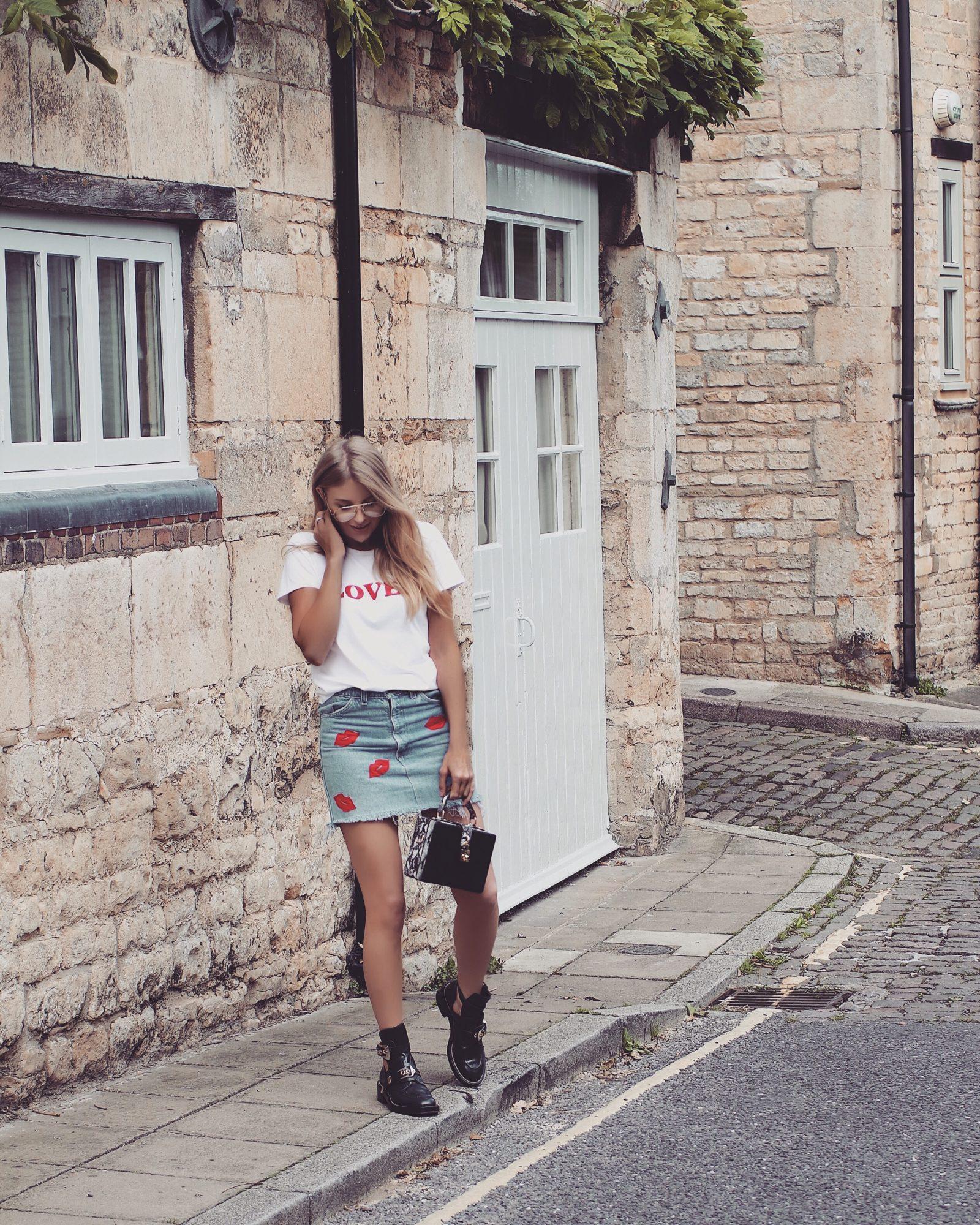 Nasty Gal - UK Blogger Street Style