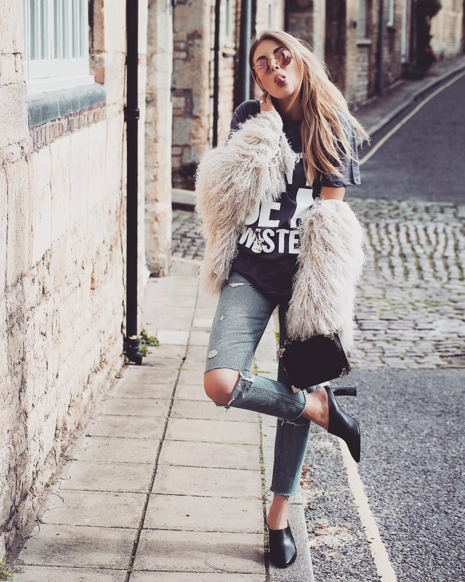 Swap For Good - Henry Holland - Fashion Blogger Outfit