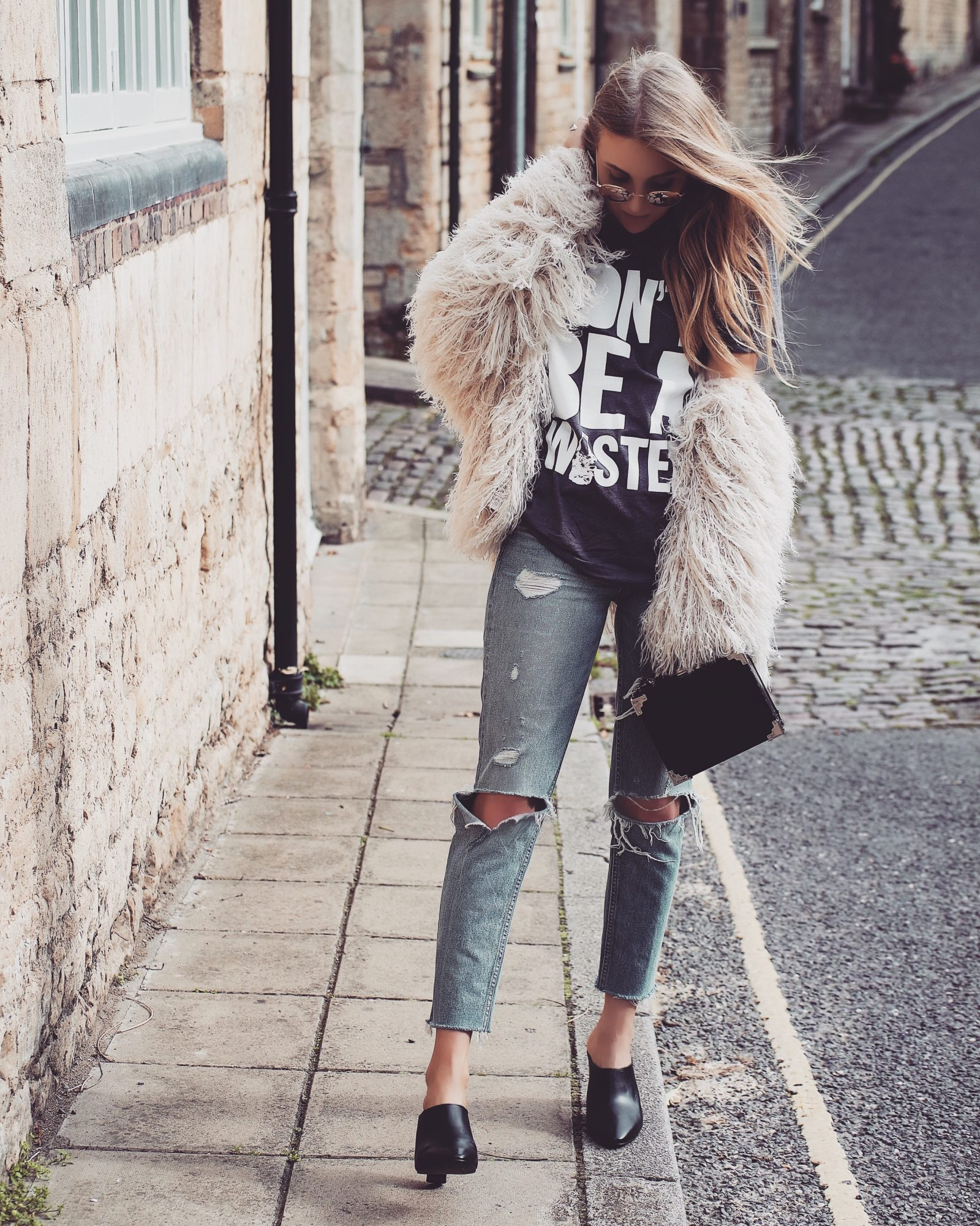 Swap For Good - Henry Holland - Fashion Blogger Style