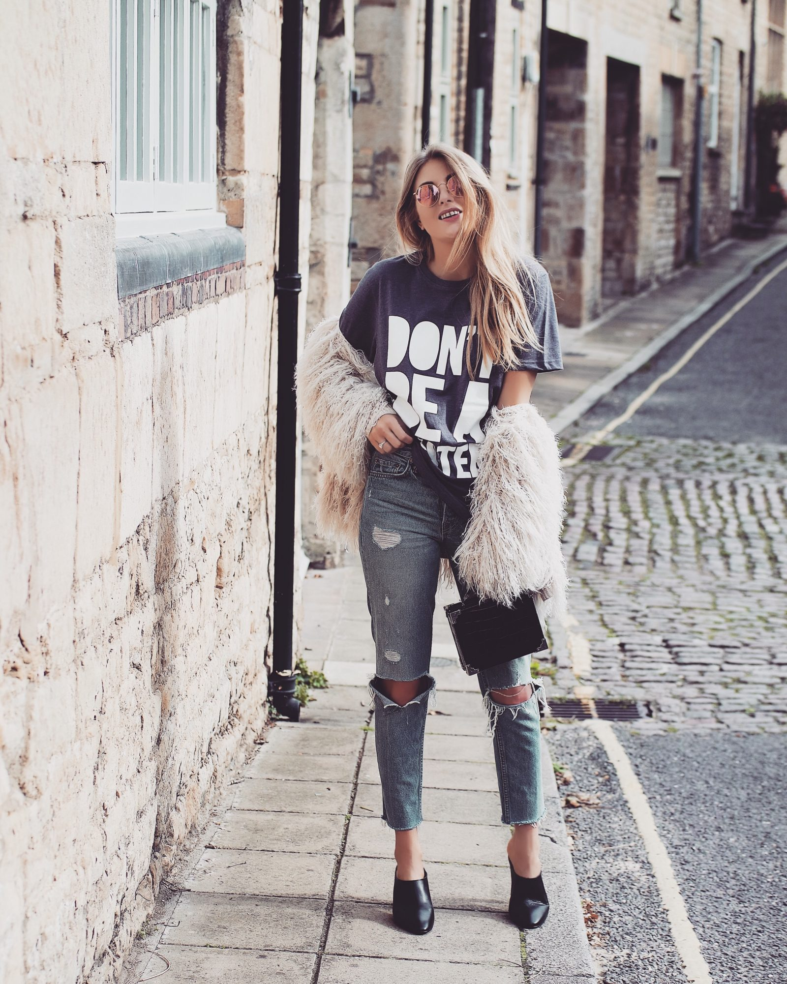 Swap For Good - Henry Holland - Street Style