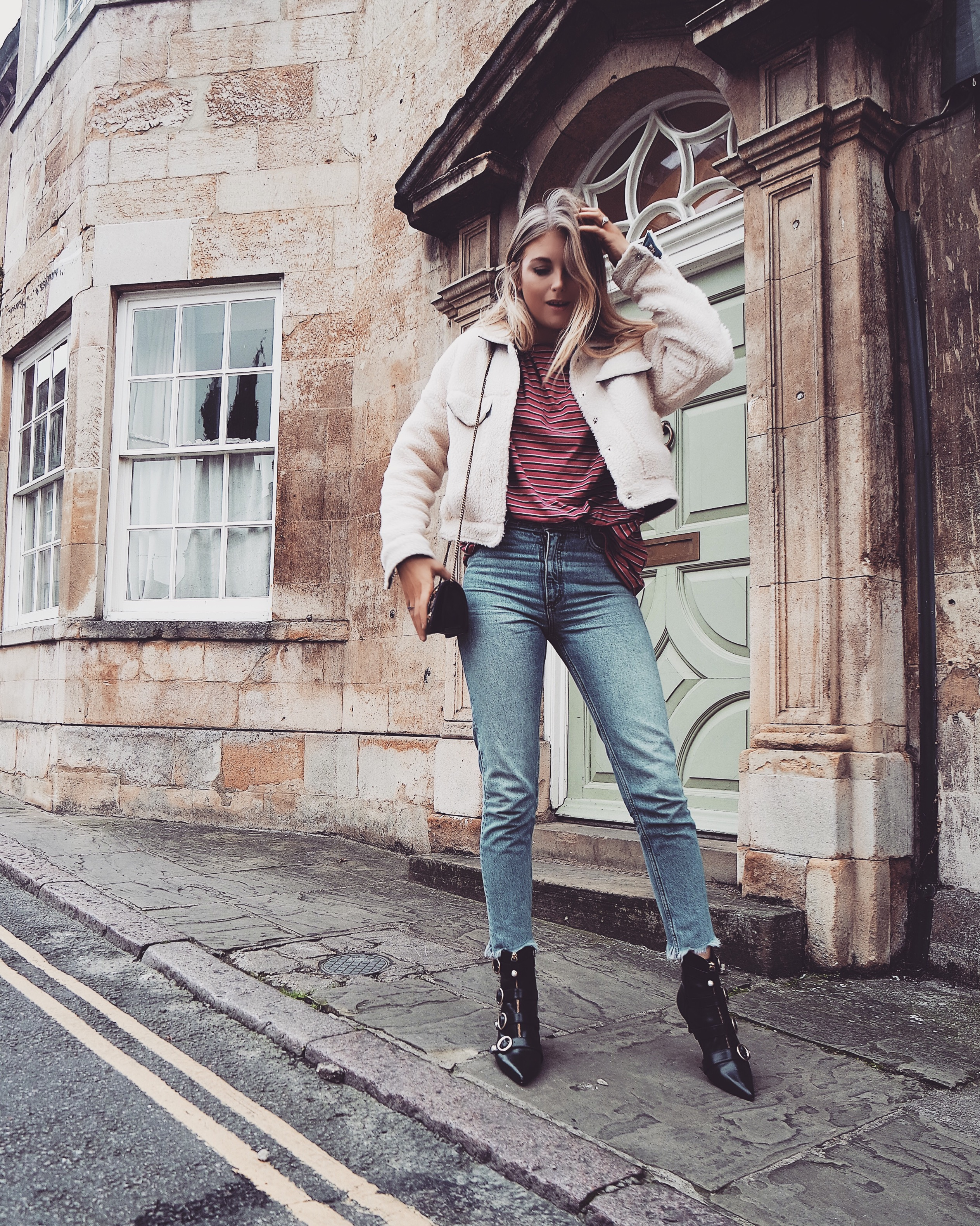 Buckle Boots - Autumn Outfit Inspiration