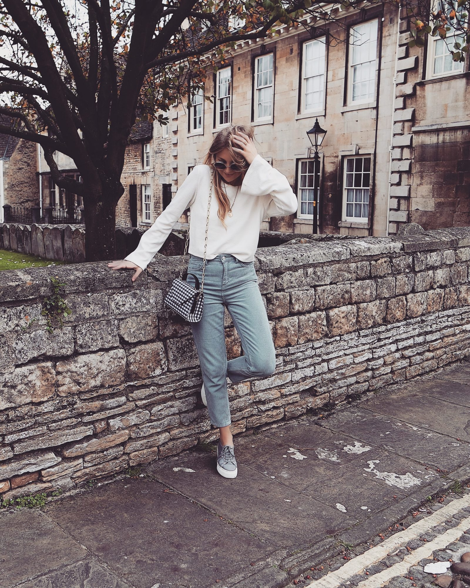 Corduroy Trousers - Street Style Inspiration