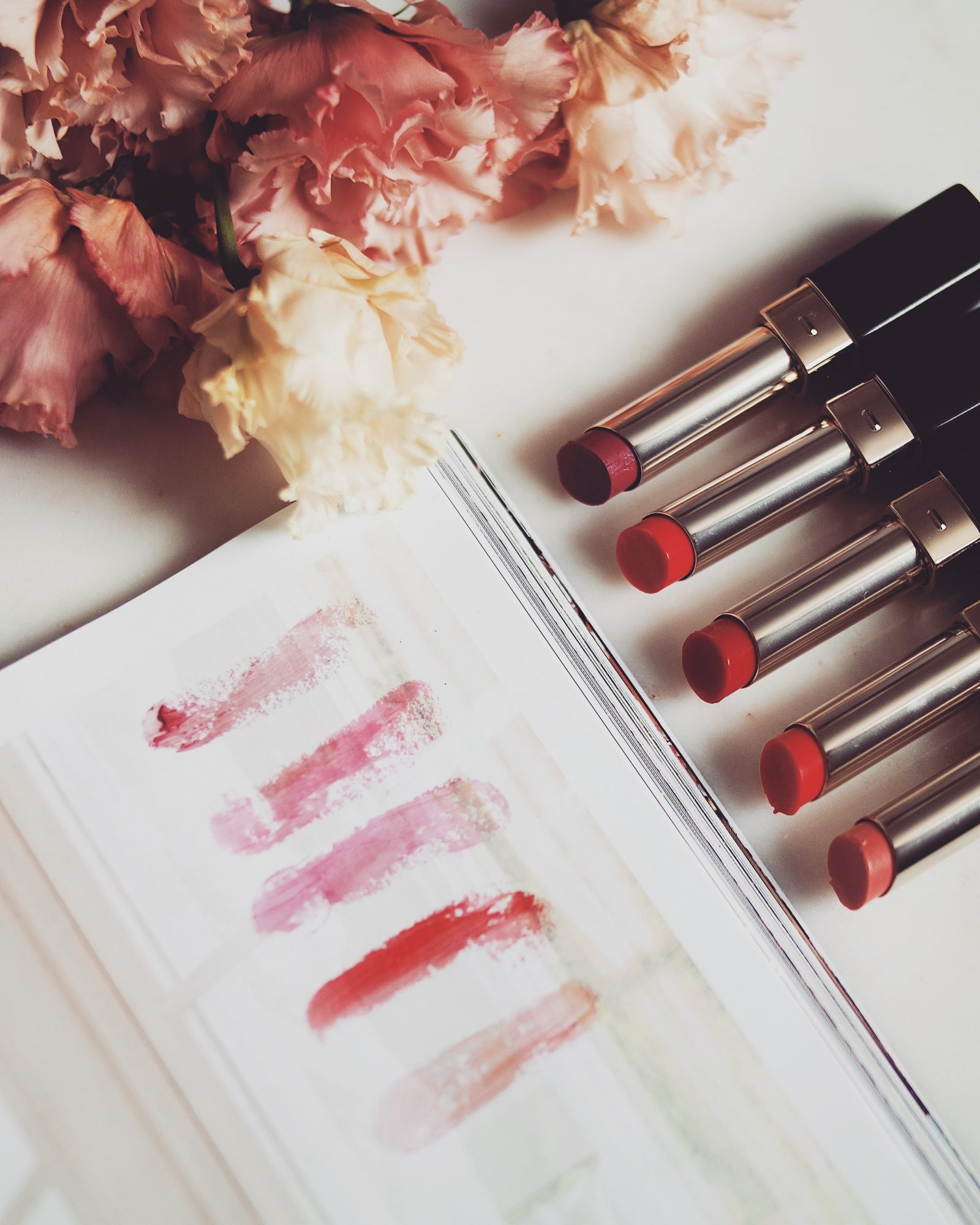 Dolce & Gabbana Miss Sicily Lipstick Collection