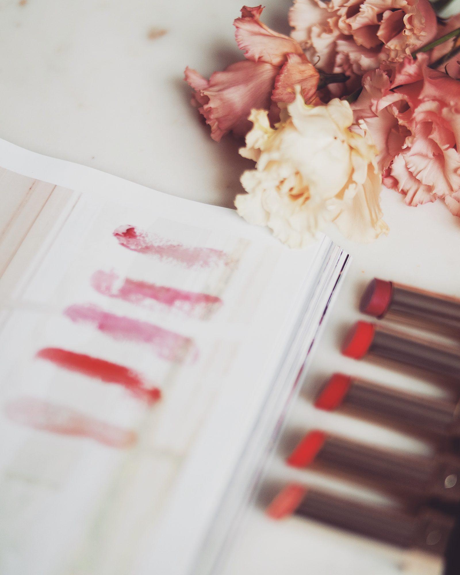 Dolce & Gabbana Miss Sicily Lipstick Swatches