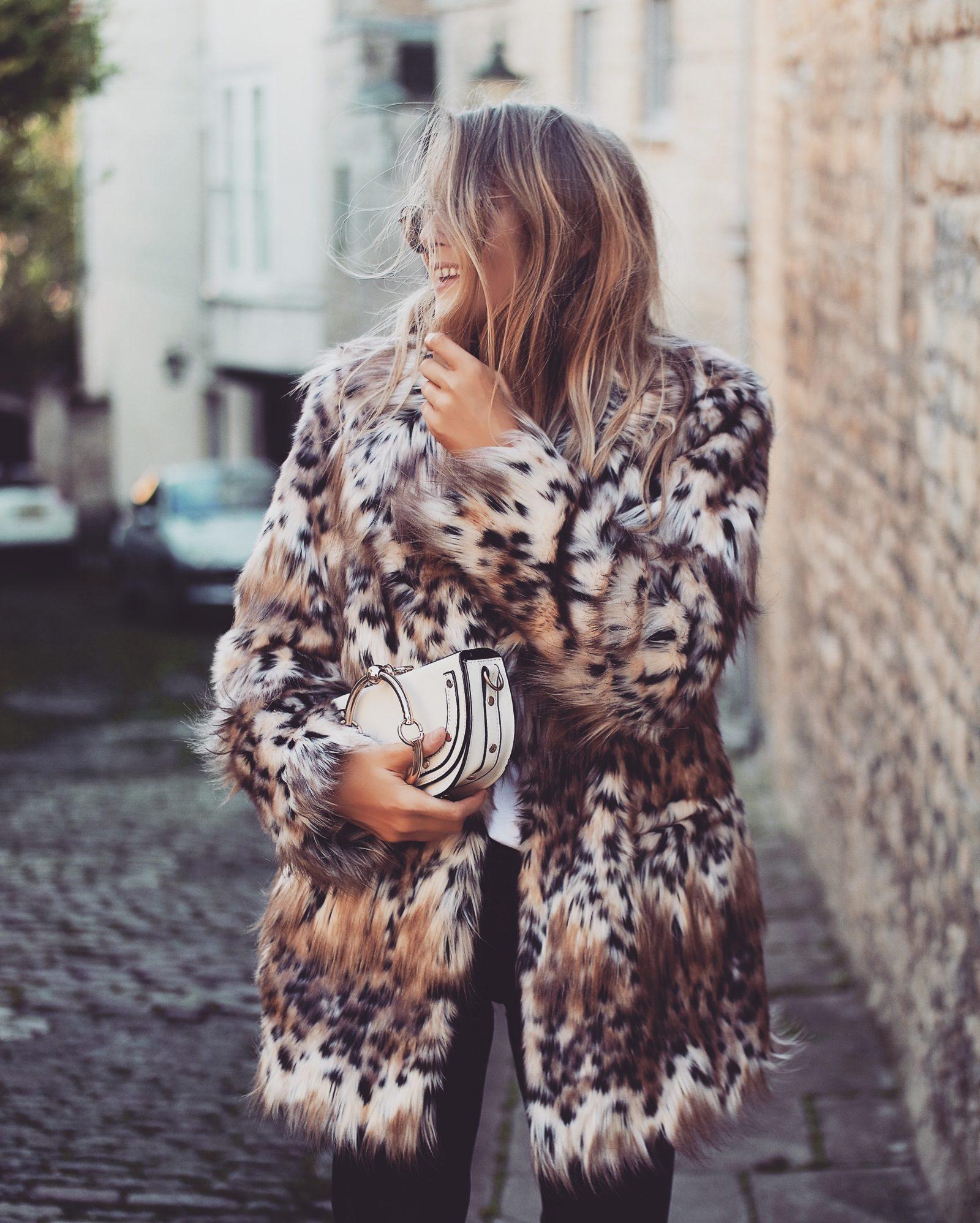 Leopard Print Coat - Majorelle Collection - Revolve