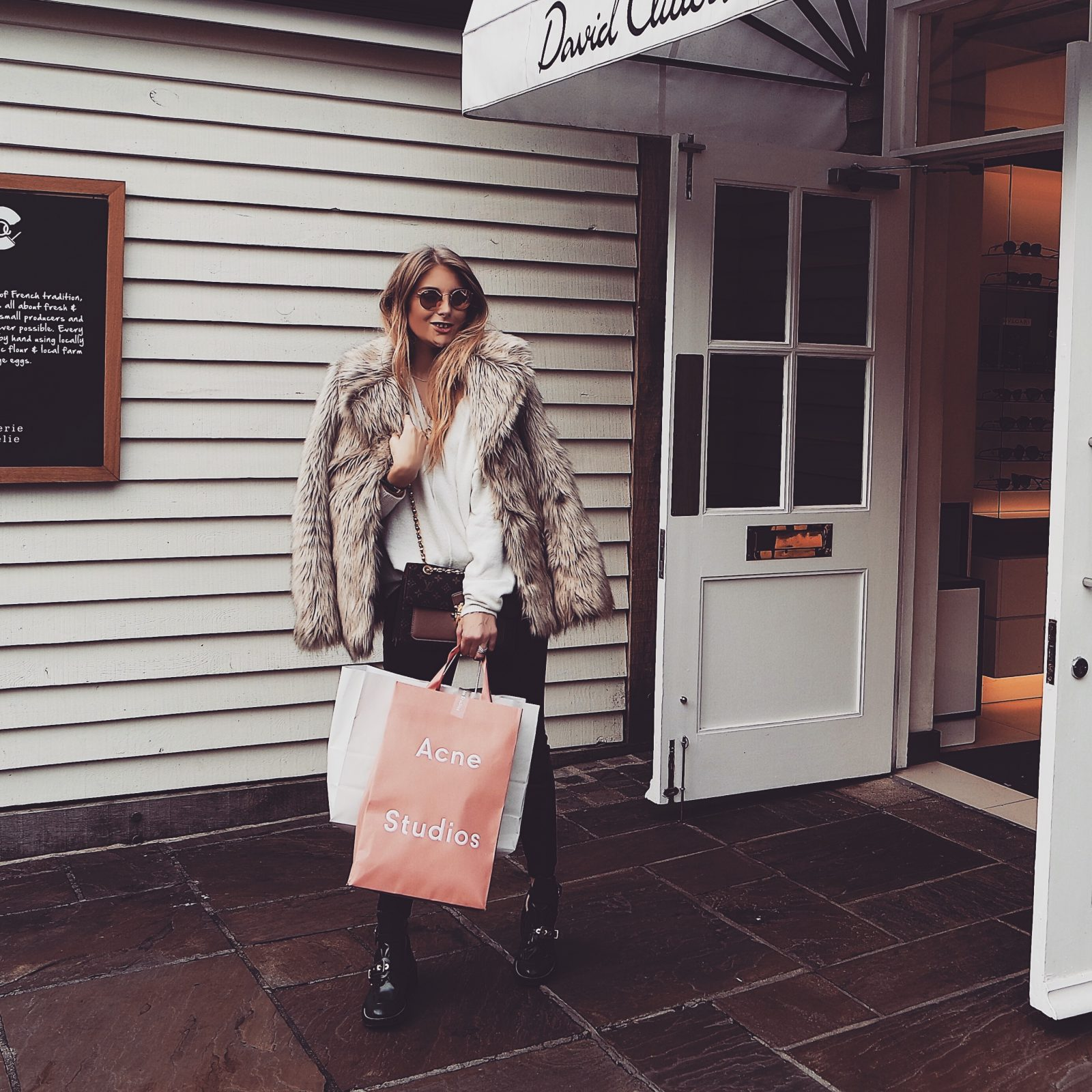 Bicester Village Acne Outlet
