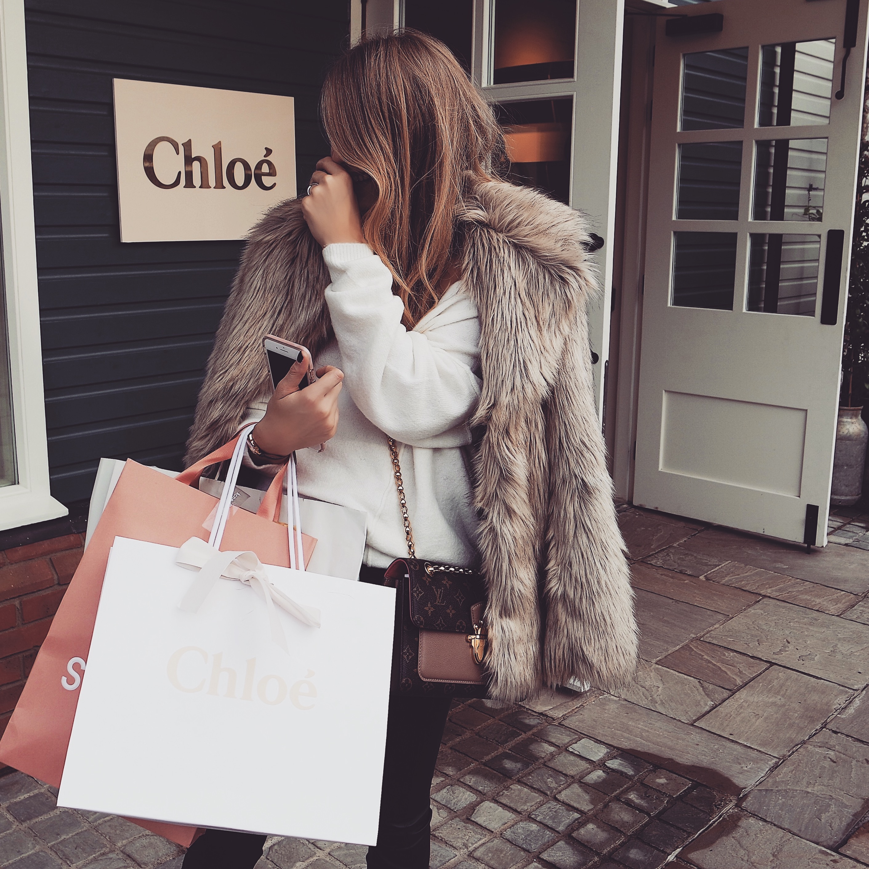 Bicester Village Chloe Outlet Store
