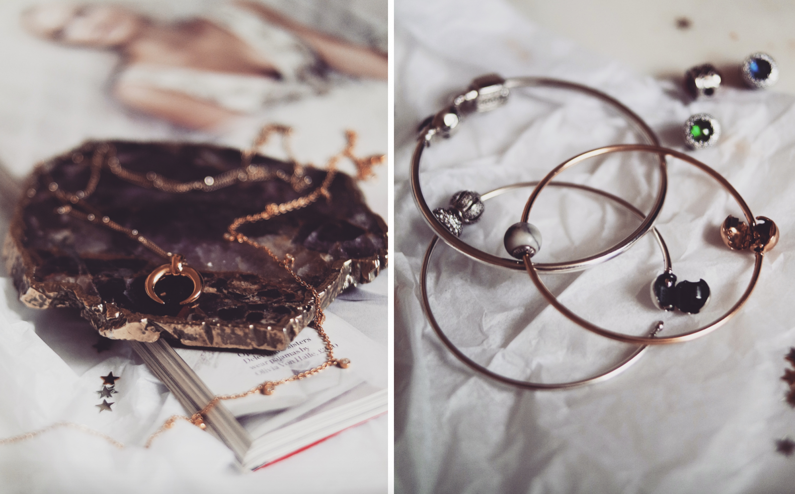 Gift guide for her - Missoma Horn Necklace