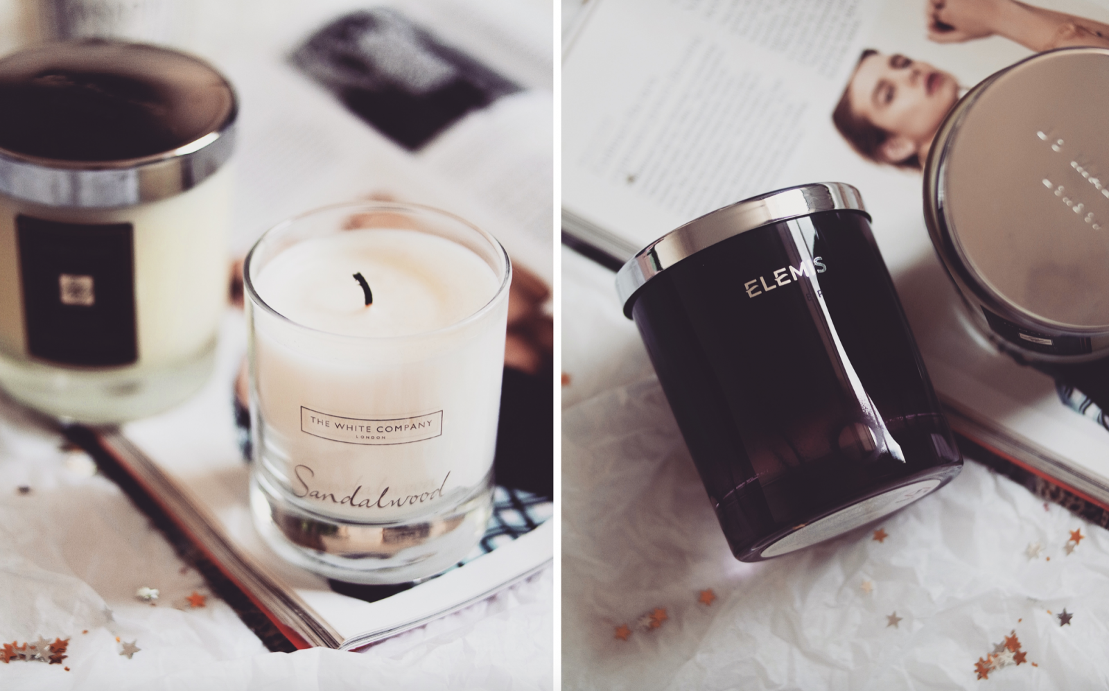 Gift guide for her - White Company Sandalwood