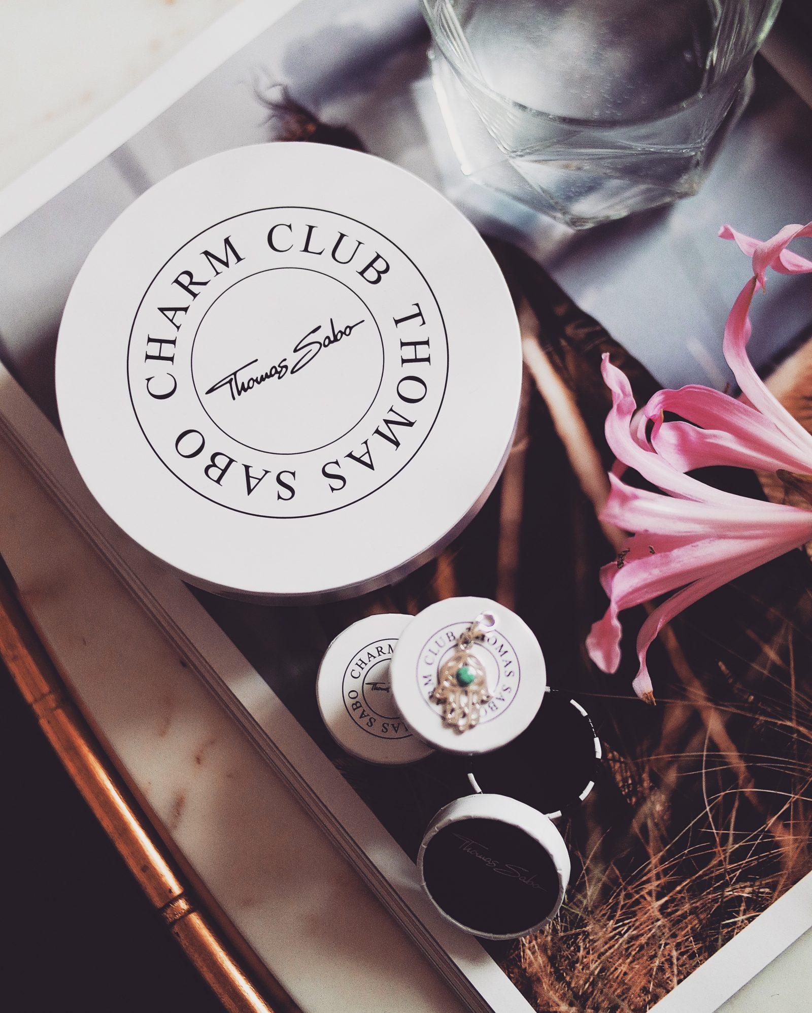 Thomas Sabo Charm Club Hamsa Hand