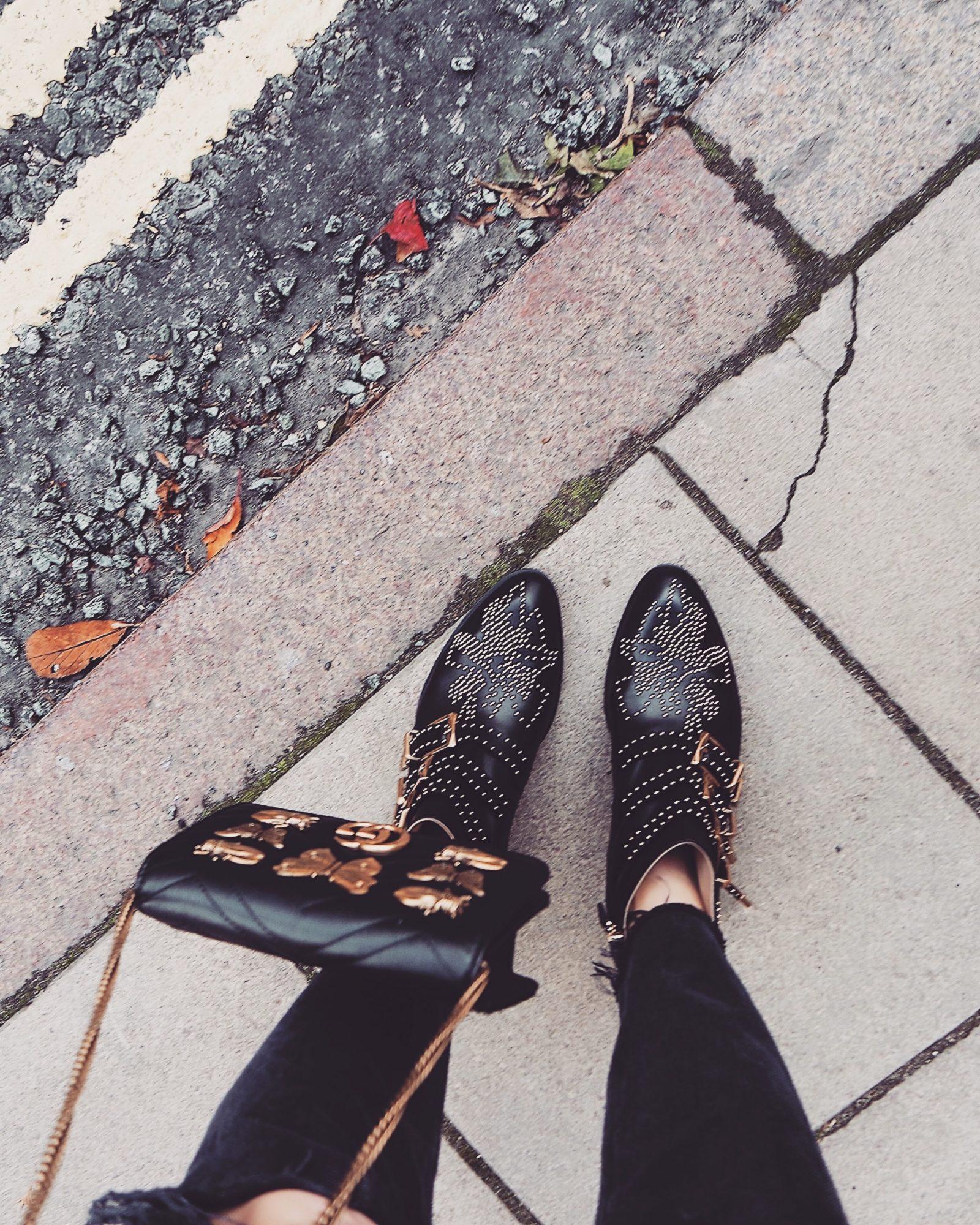 Winter Coat, Chloe Susannah Boots
