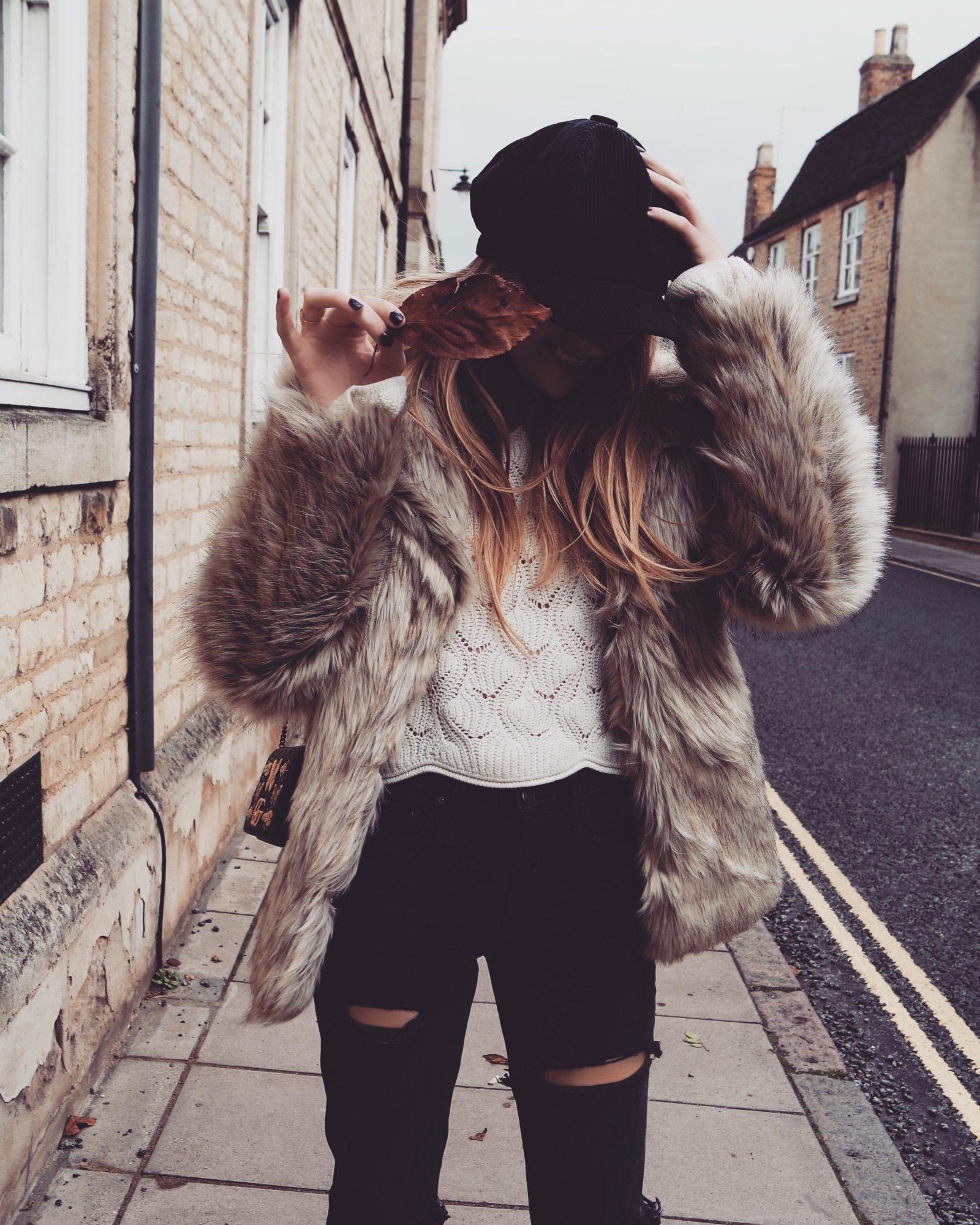 Winter Coat, Fashion Blogger