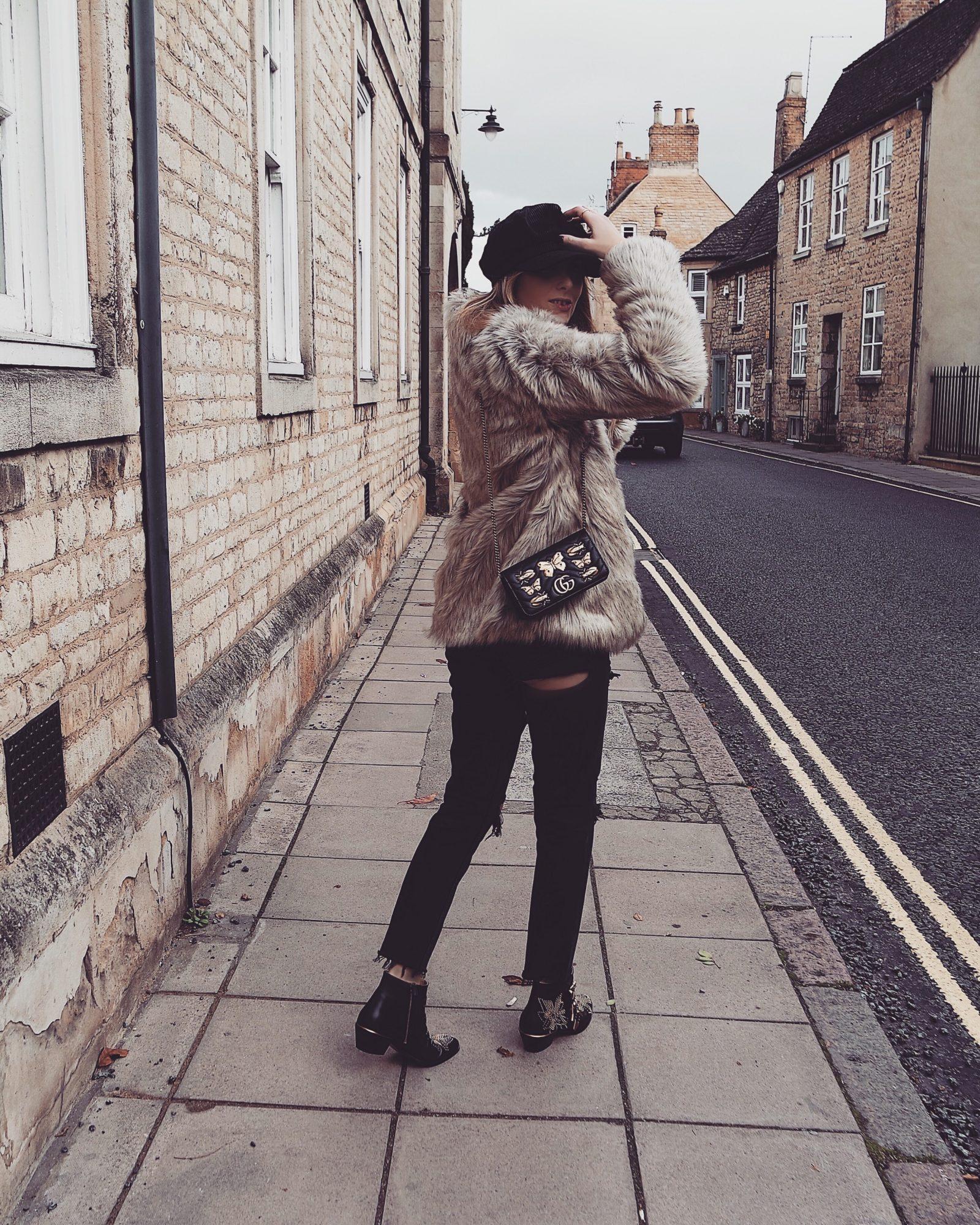 Winter Coat, Street Style