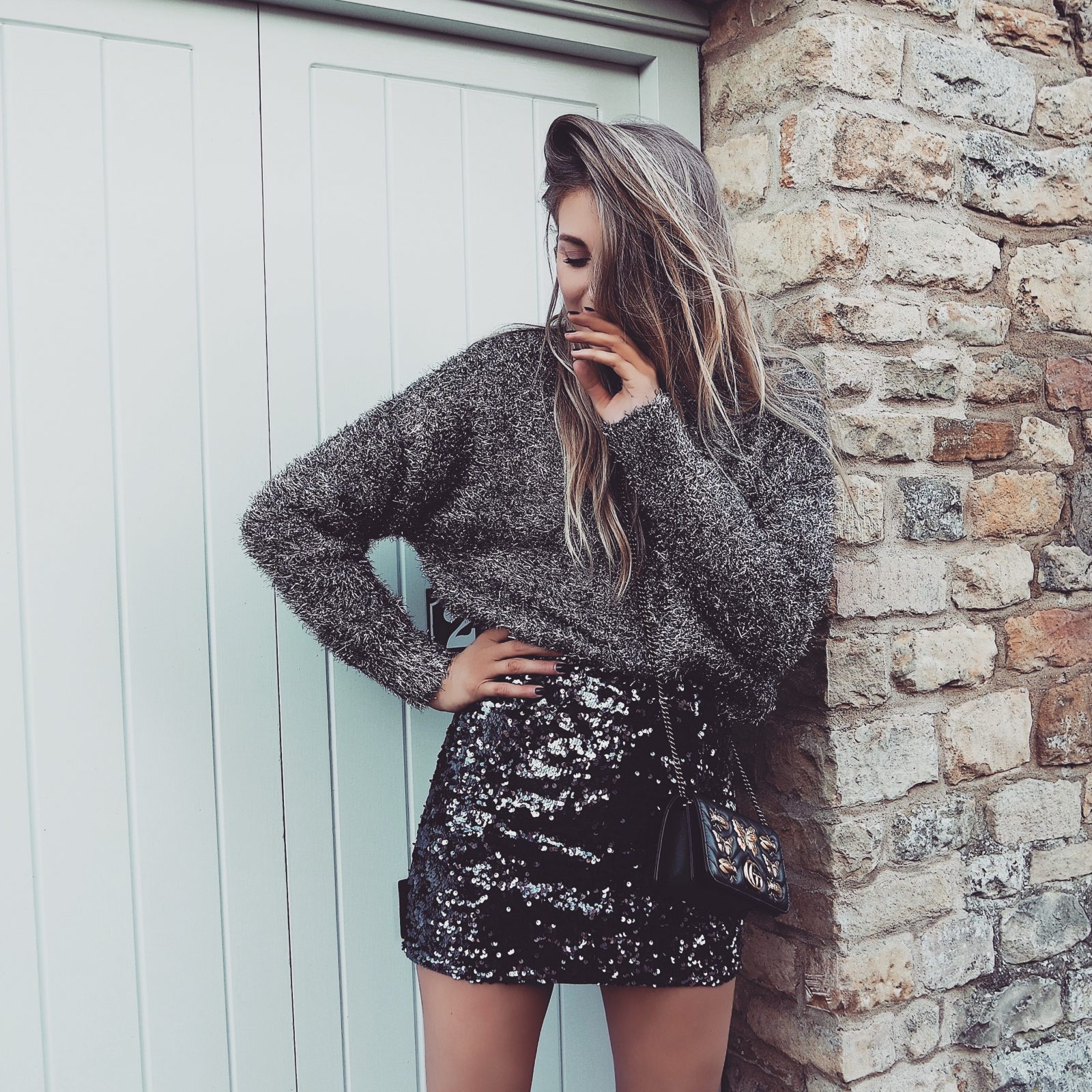 Christmas Party Outfit Ideas - Other Stories Outfit