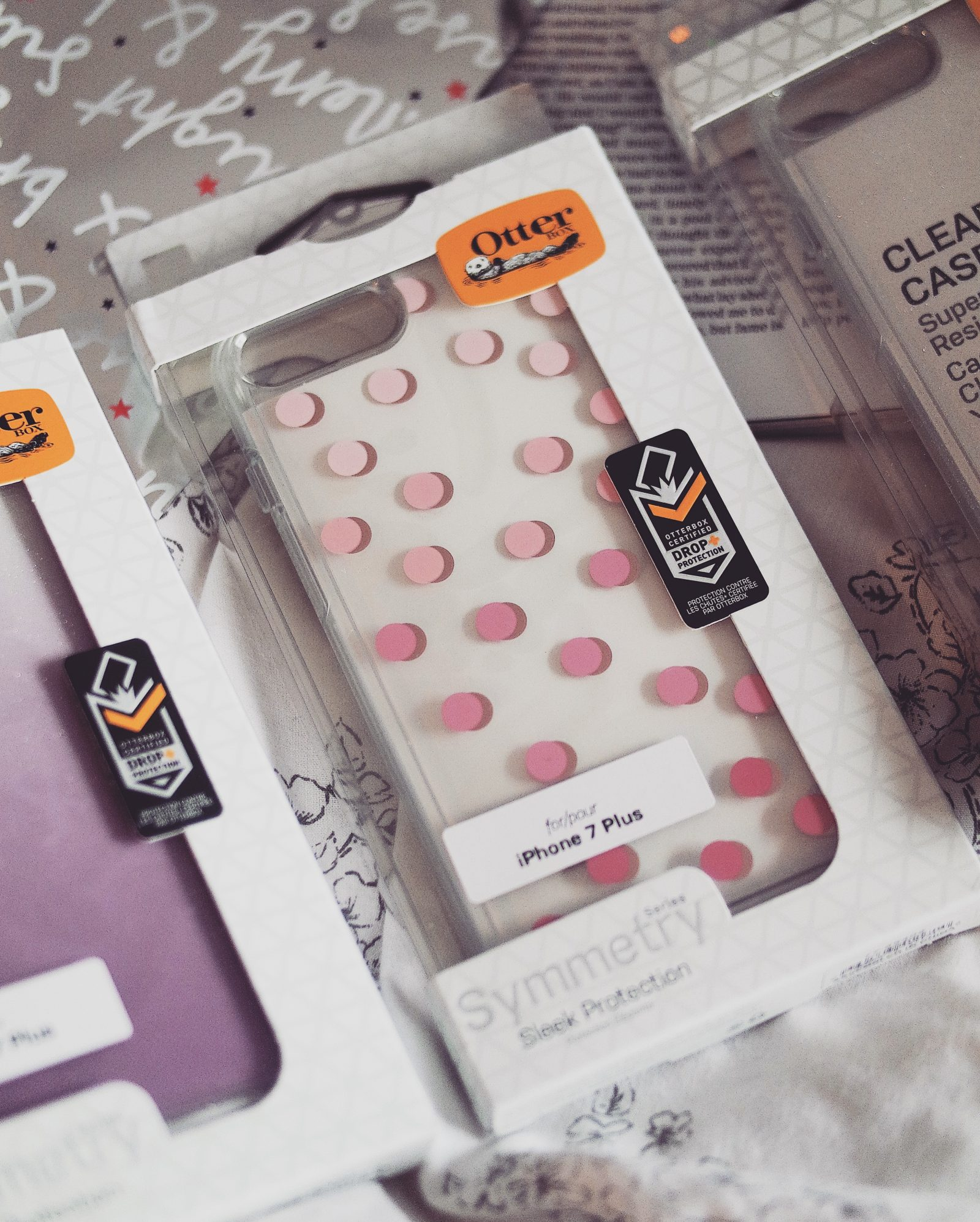 My Otterbox - Polka Dot Phone Case