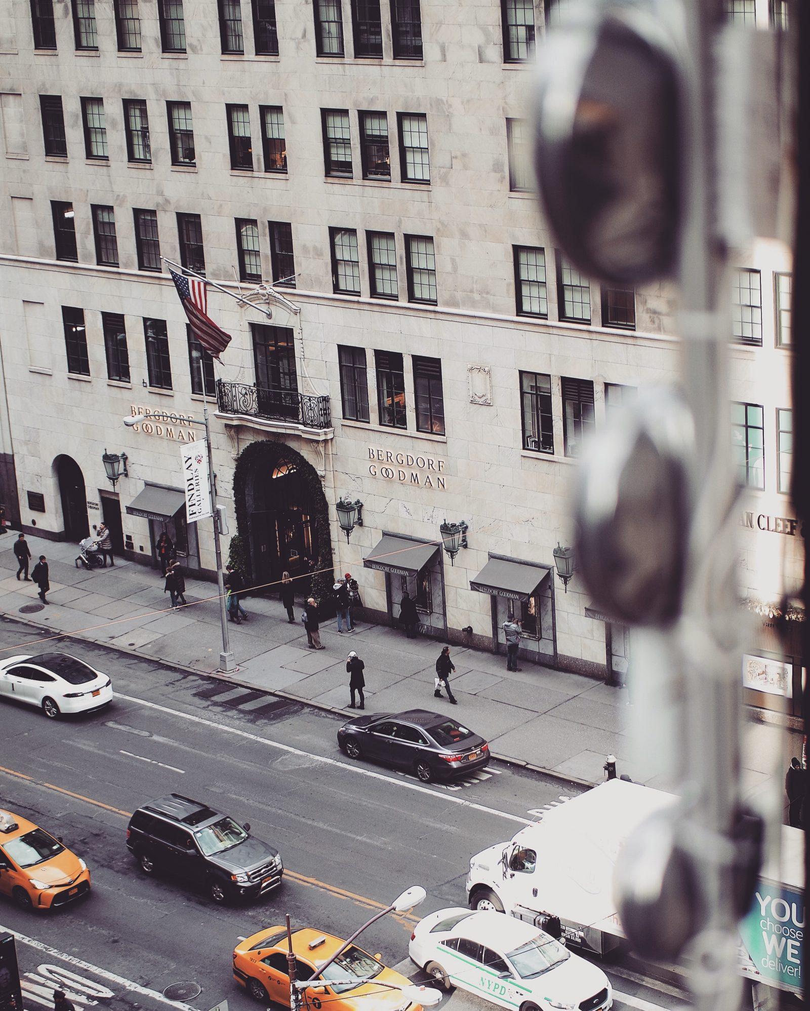 New York in 4 Days - Bergdorf Goodmans