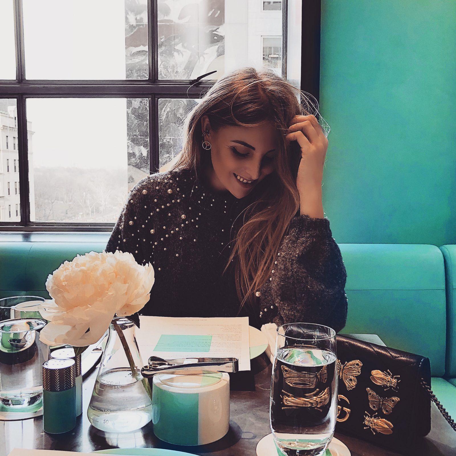 New York in 4 Days - Breakfast at Tiffanys