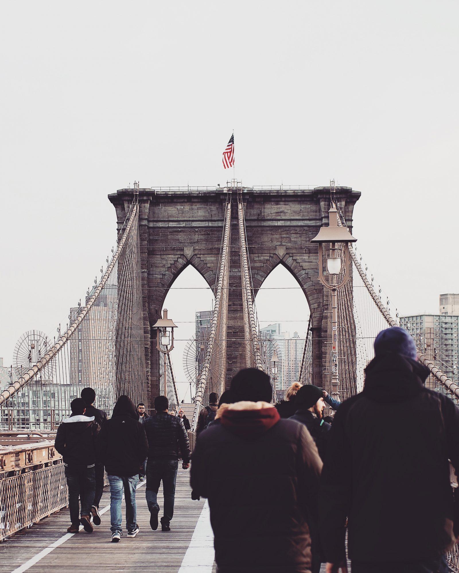 New York in 4 Days - Brooklyn Bridge