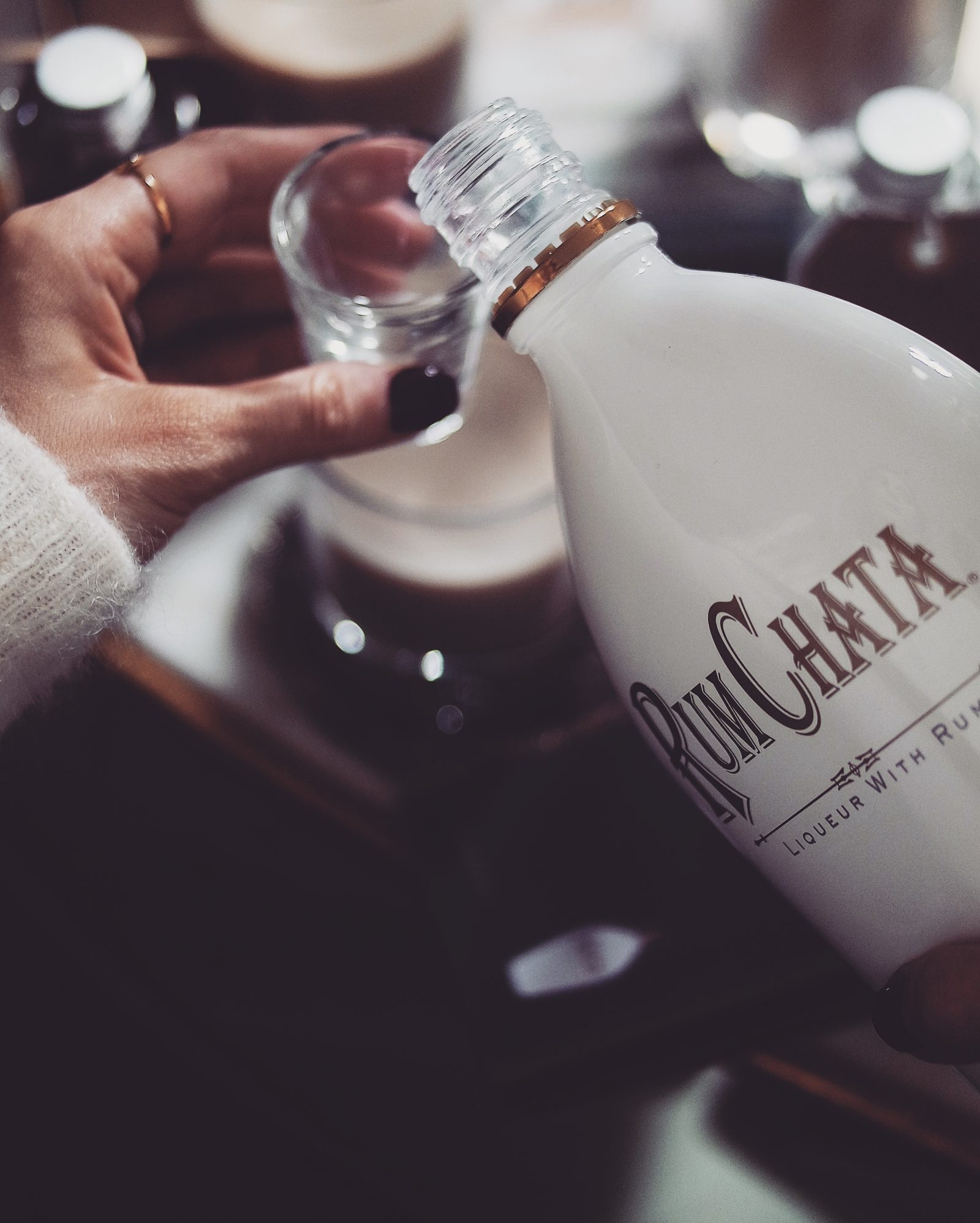 RumChata White Russian Cocktails
