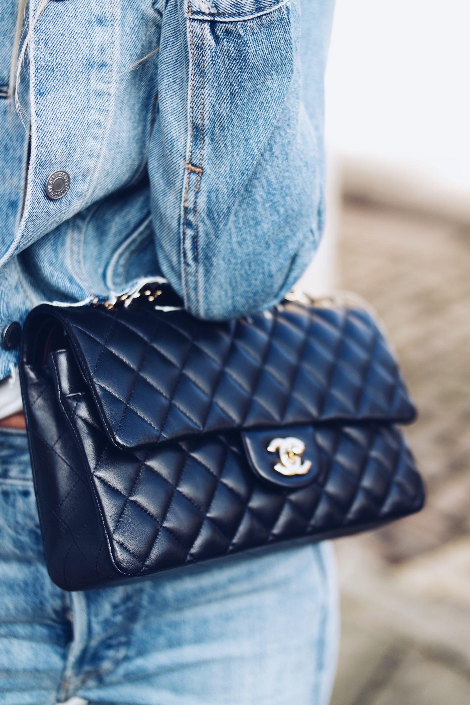 Levis Denim - Chanel Classic Flap