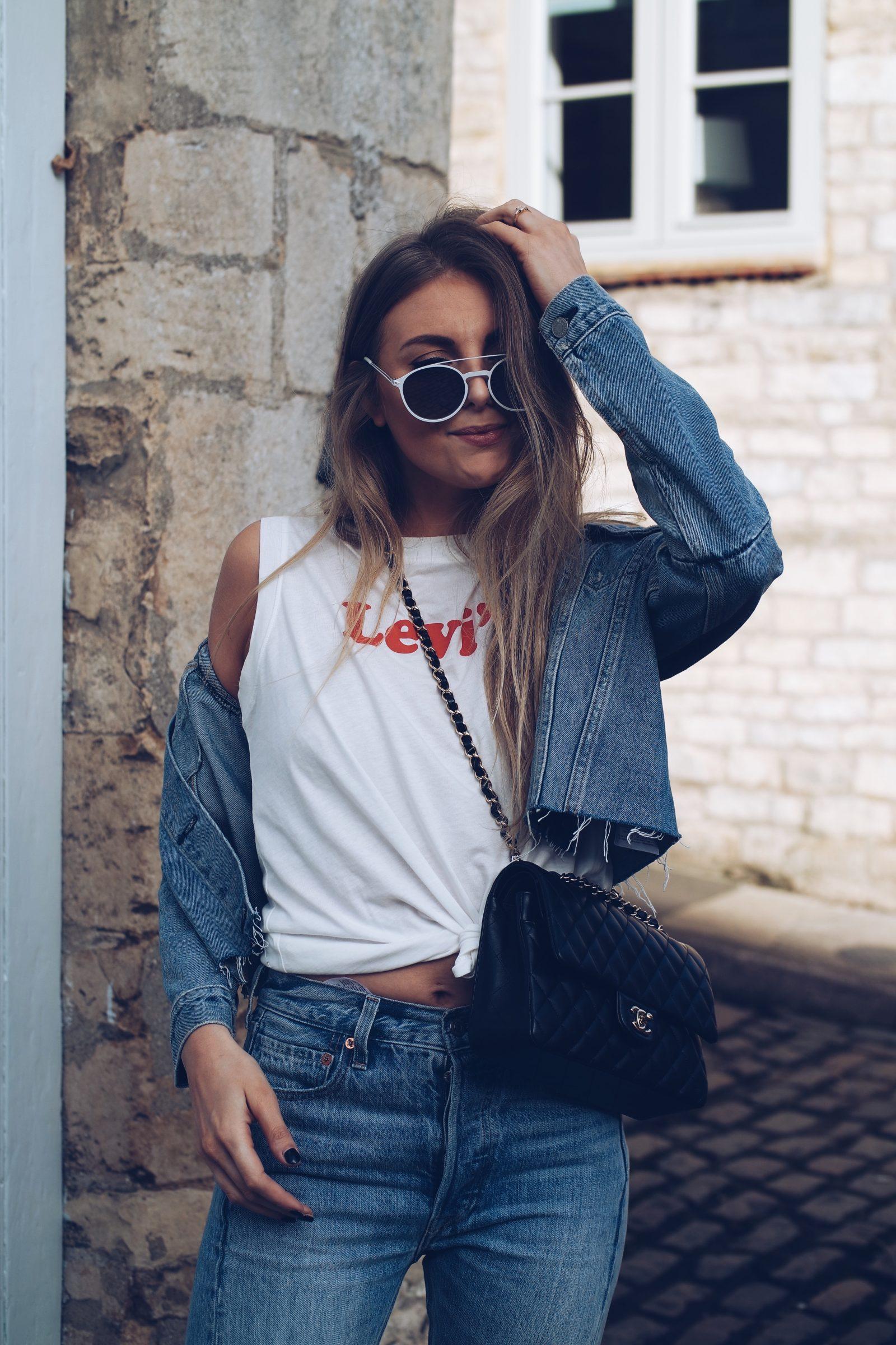 Levis Denim - Denim Jacket
