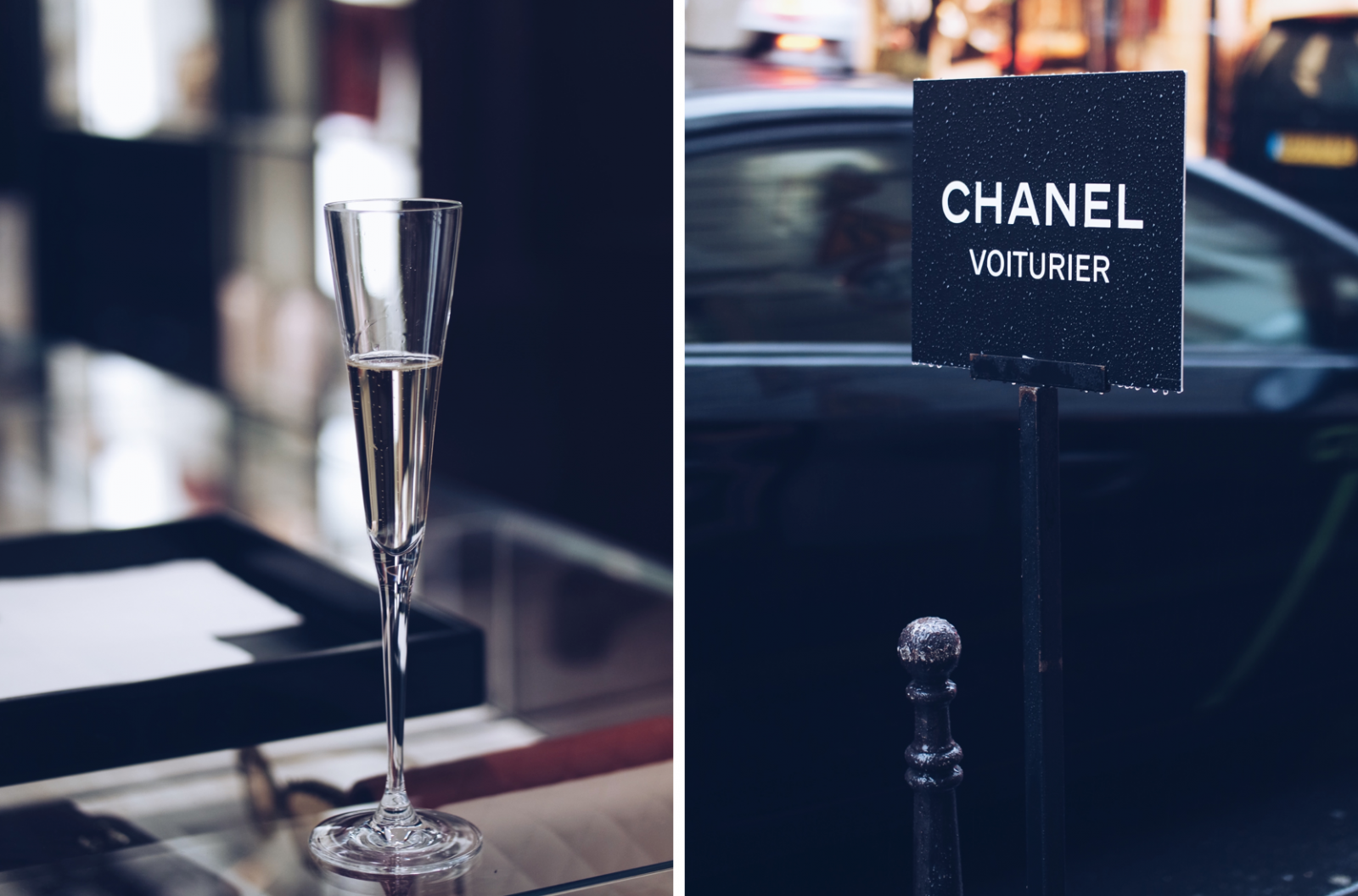 Long Weekend In Paris - Chanel Rue Cambon