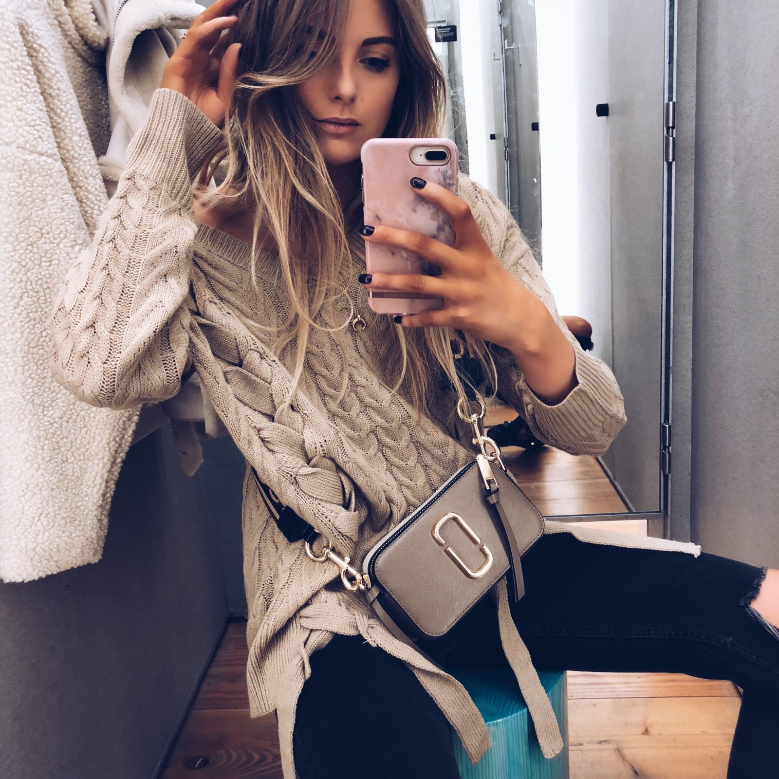 Missguided Jumper - Cable Knit