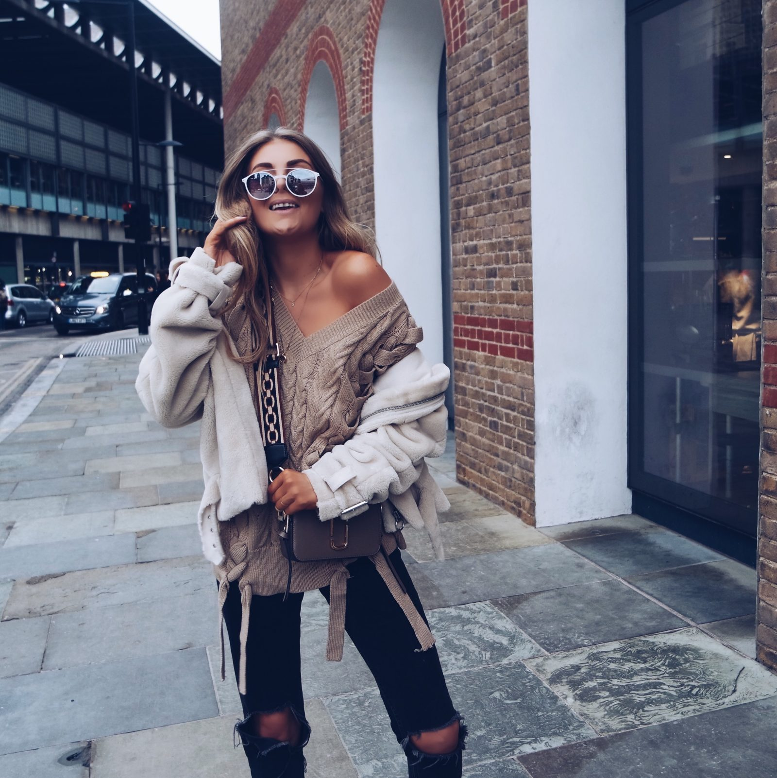 Missguided Jumper - Winter Outfit Ideas