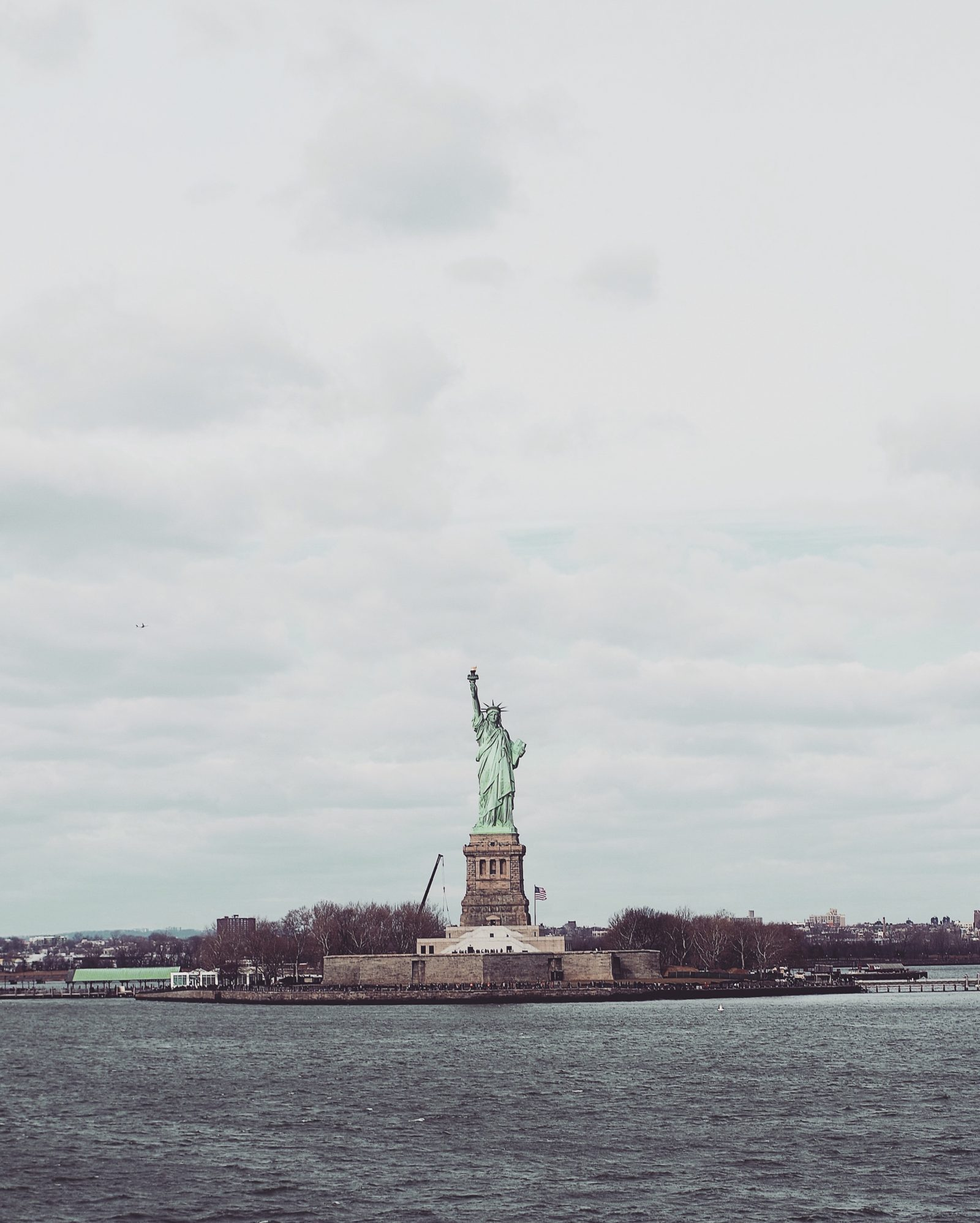 New York in 4 Days - Statue Of Liberty