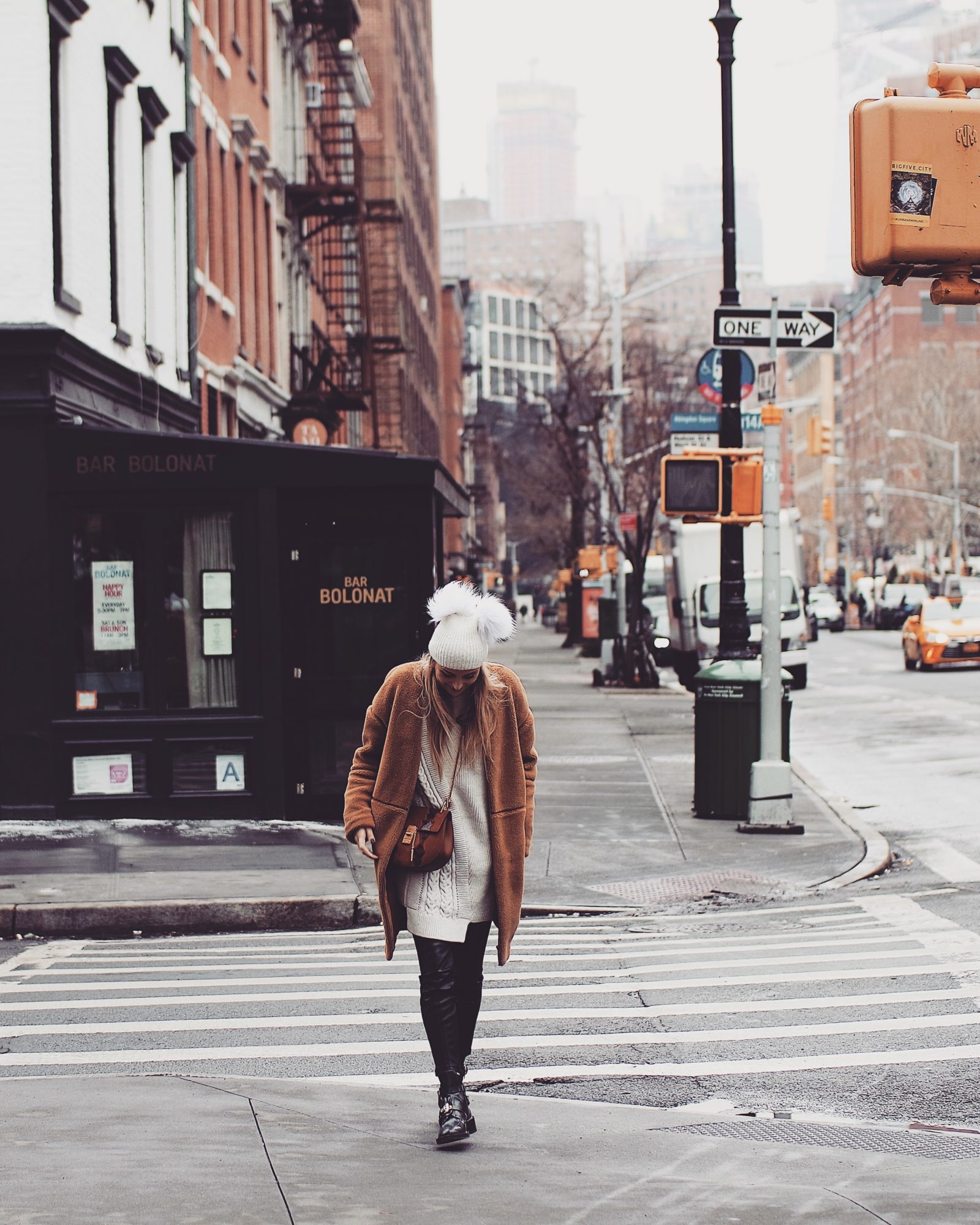 New York in 4 Days - Street Style