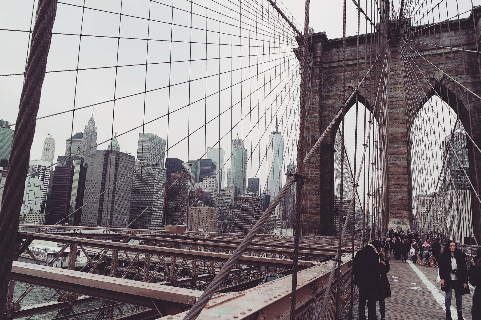 New York in 4 Days - The Brooklyn Bridge