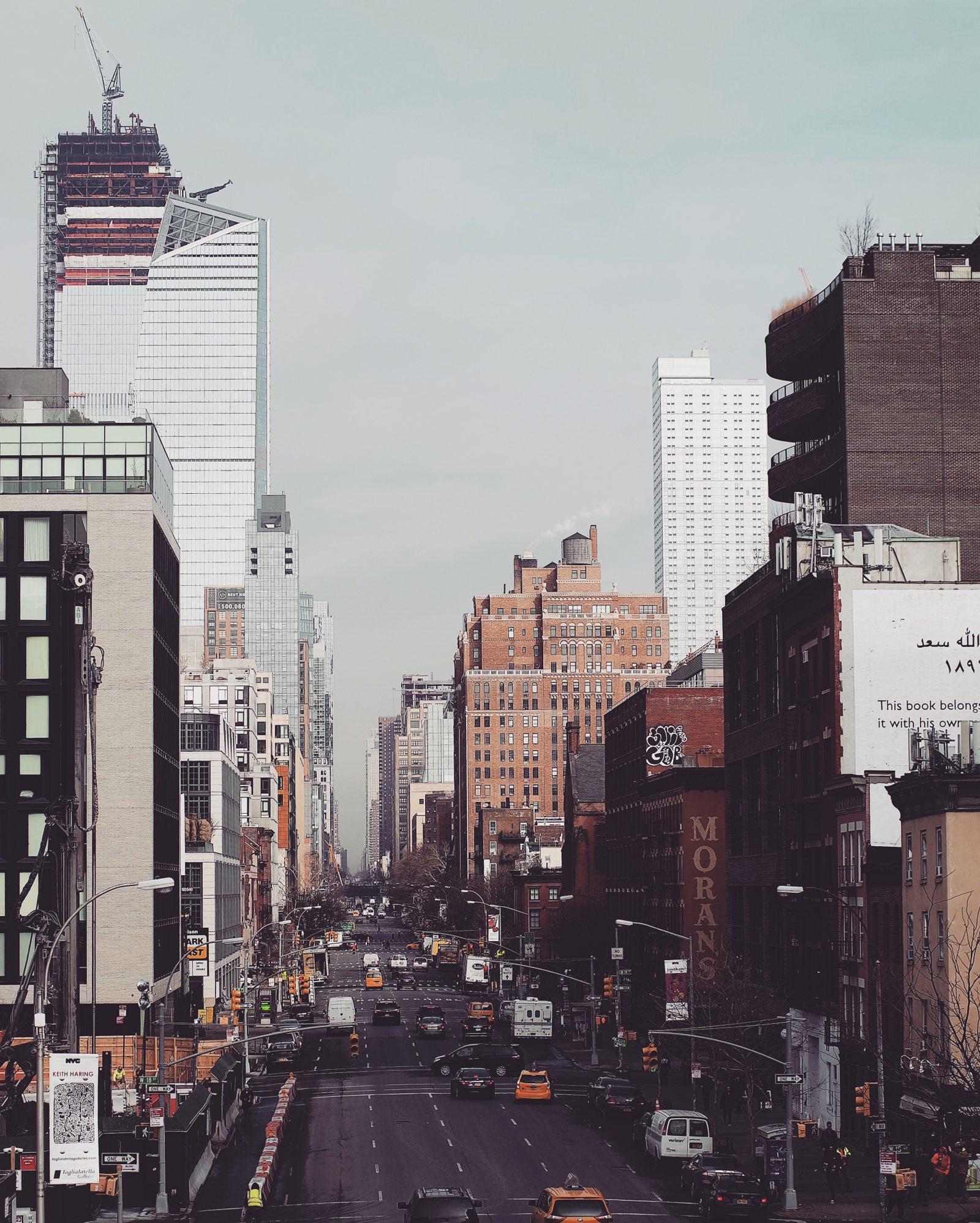 New York in 4 Days - The Highline