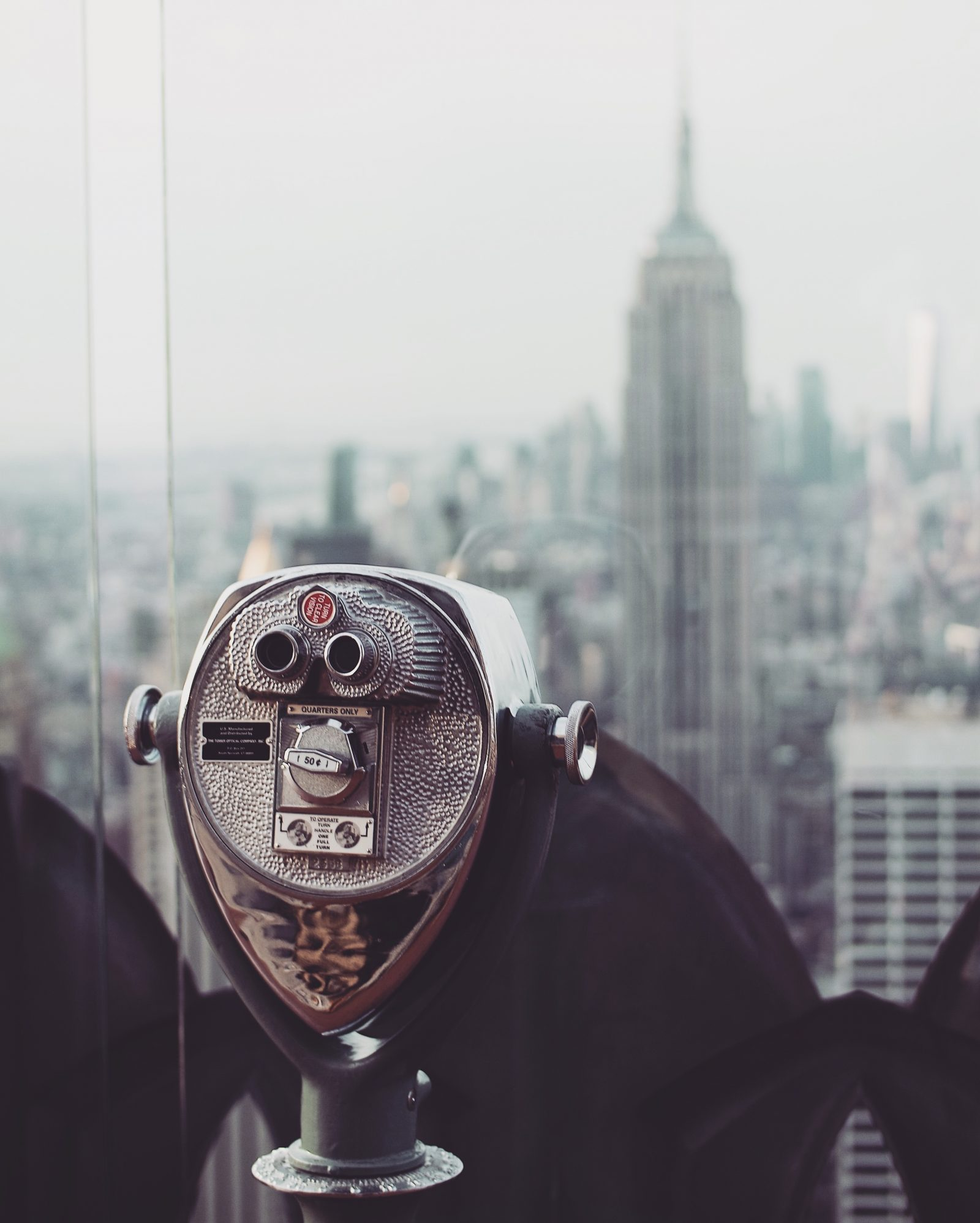 New York in 4 Days - Top of the Rock