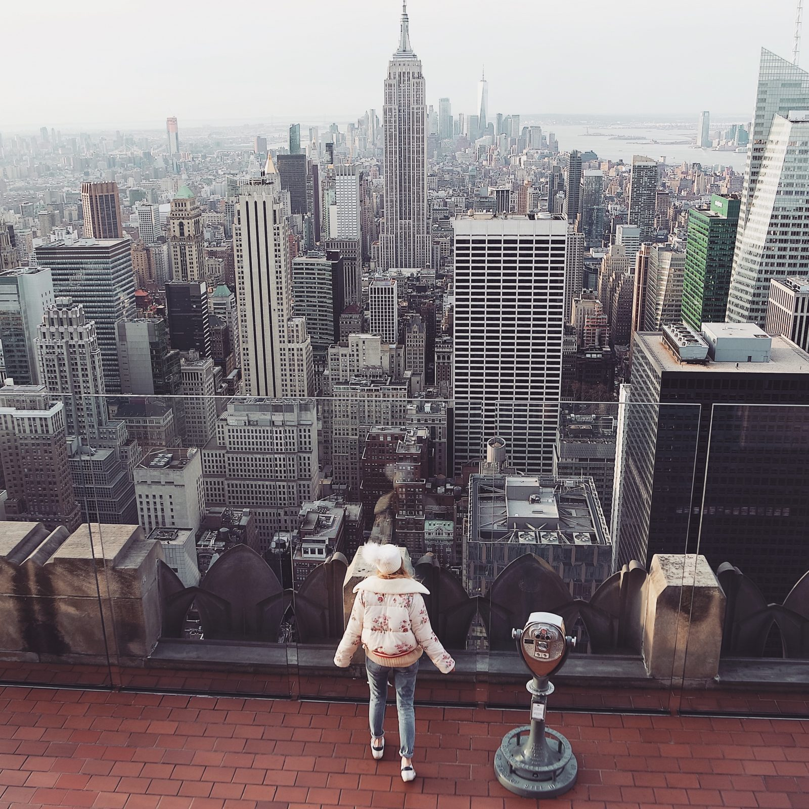 New York in 4 Days - Top of the Rock NYC