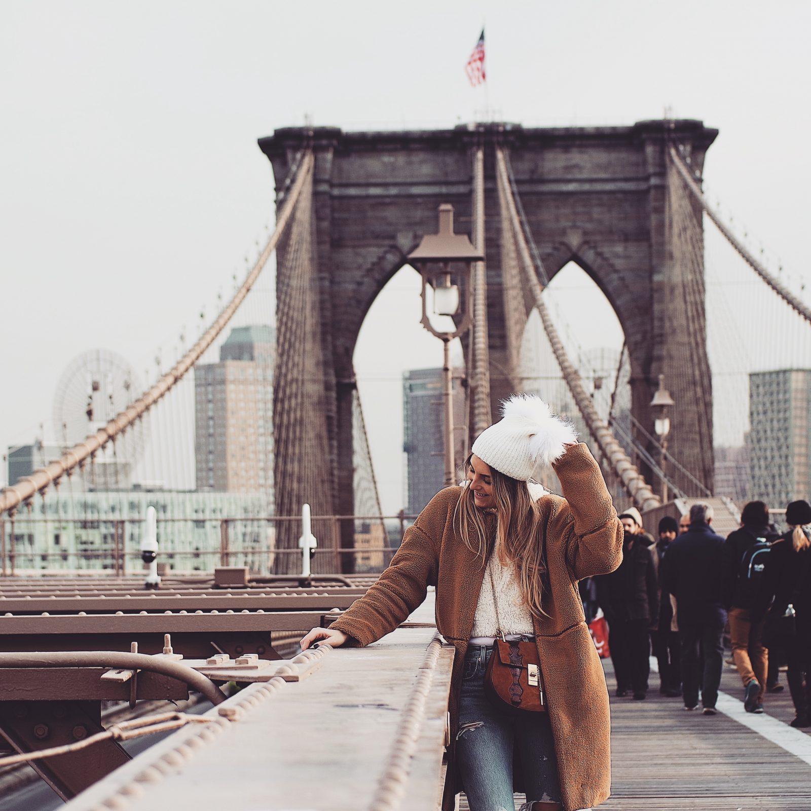 New York in 4 Days - Topshop Beanie Hat
