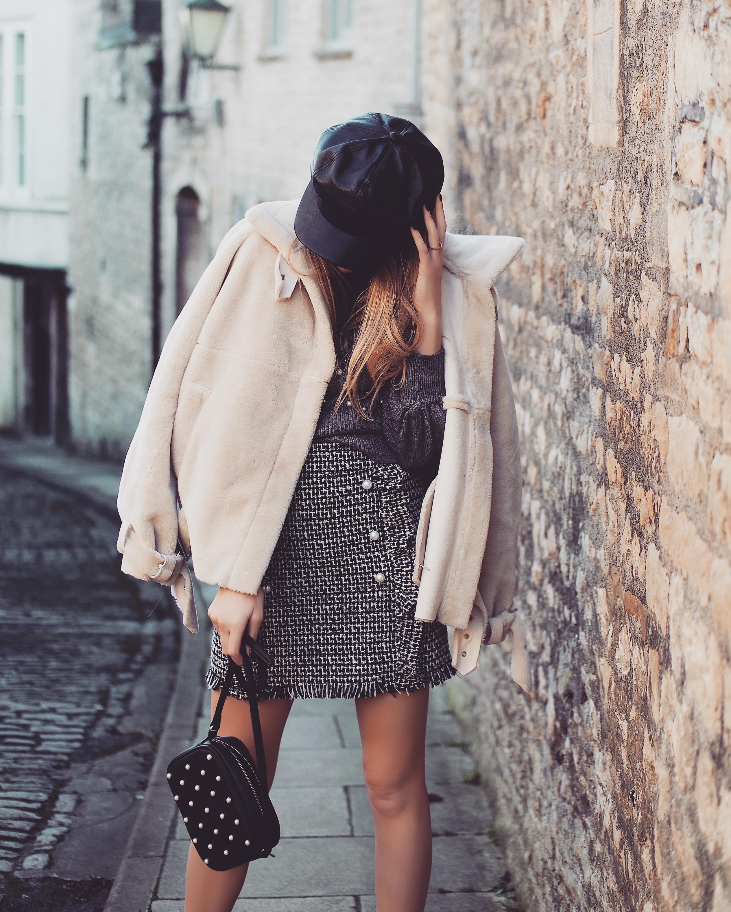 Pearl Embellished Outfit Inspiration Love Style Mindfulness Fashion Personal Style Blog