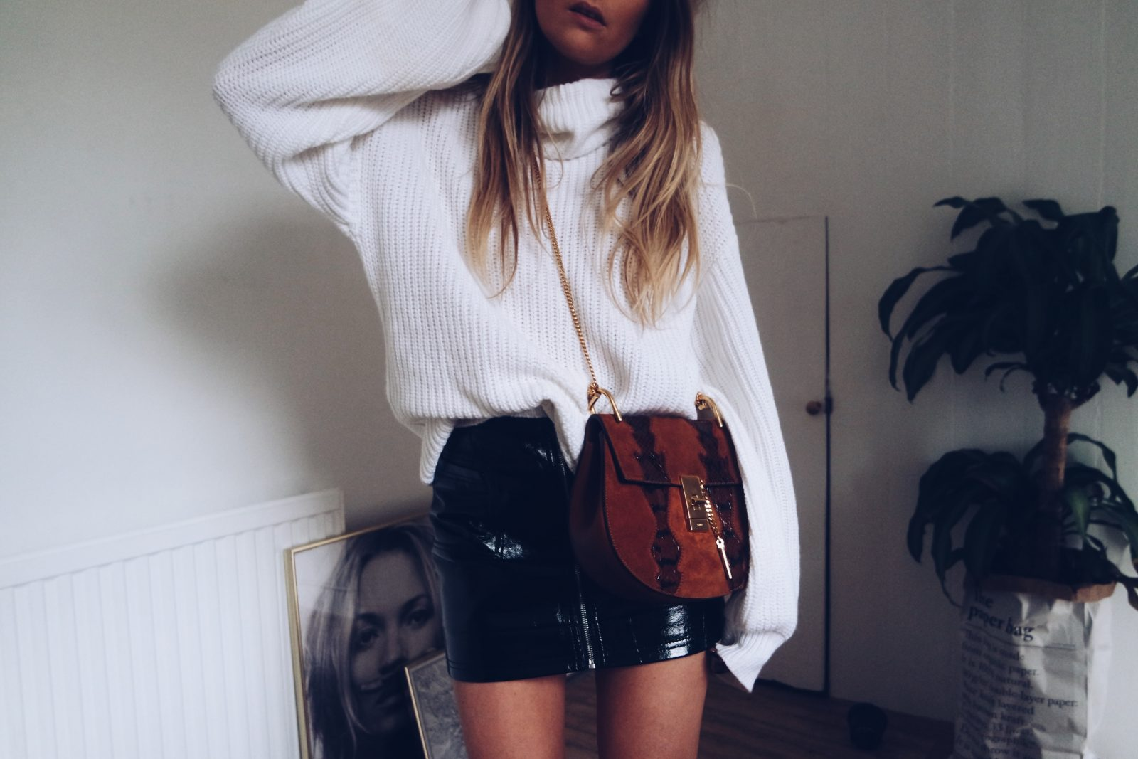 Skirts In Winter - Winter Outfit Ideas