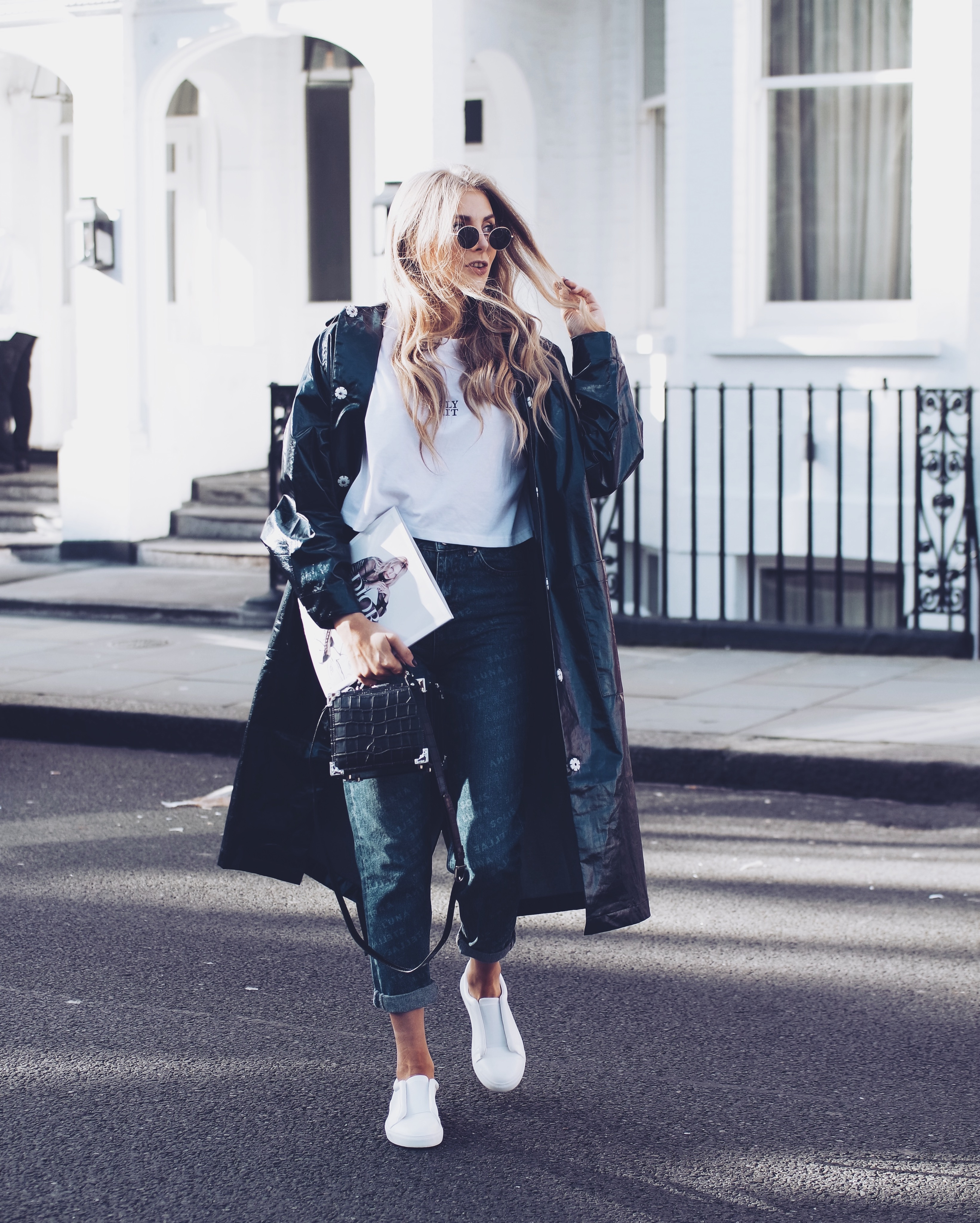 Lfw Street Style Blogger Style Love Style Mindfulness Fashion Personal Style Blog