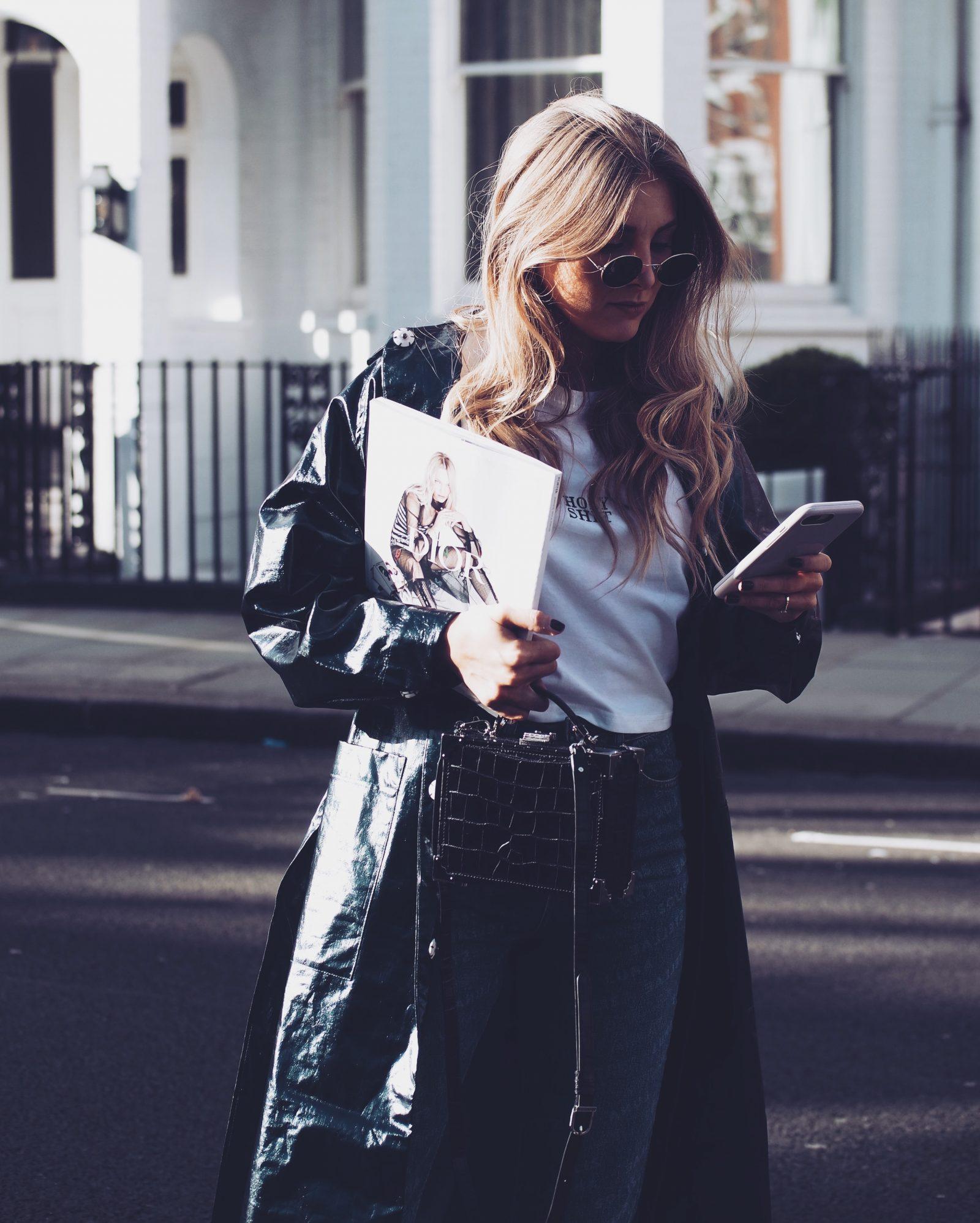 LFW Street Style Fashion Blogger
