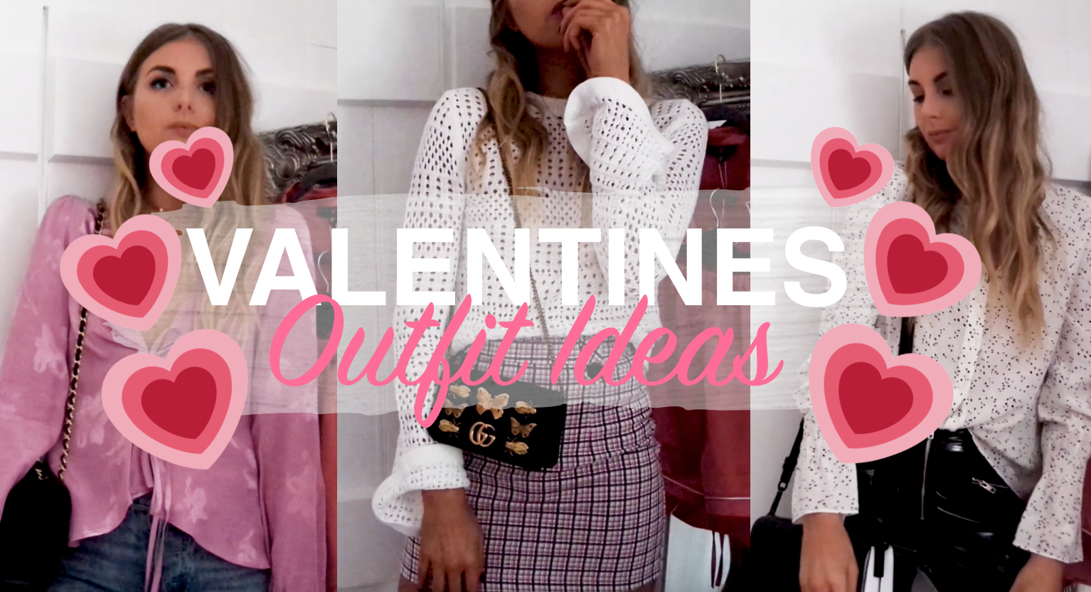 Valentines Outfit Ideas