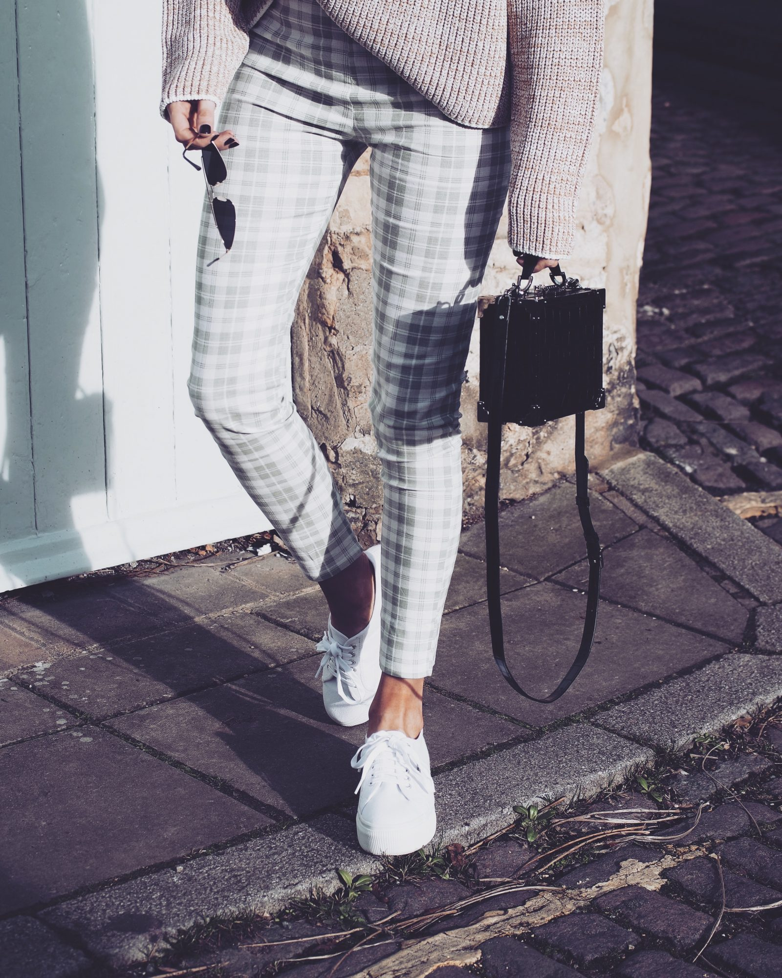 The Clueless Plaid Pants