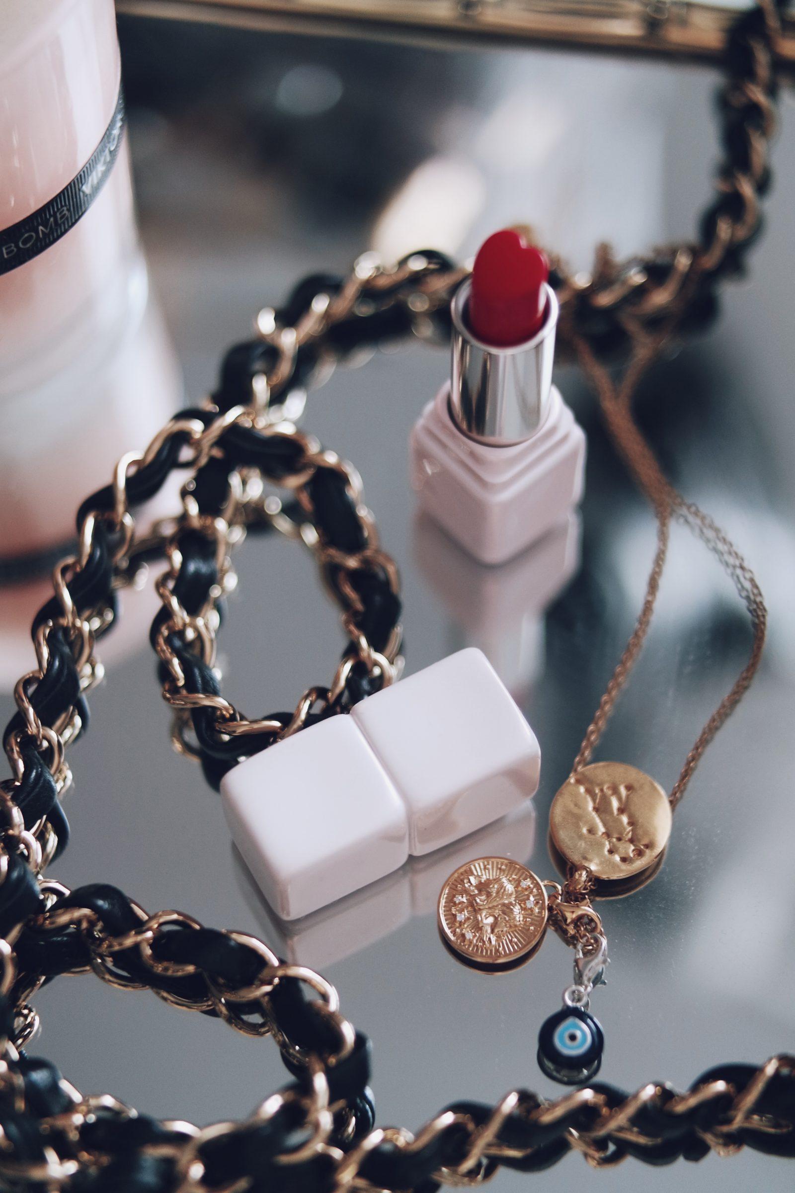 Anxiety - Guerlain Kiss Kiss Lipstick