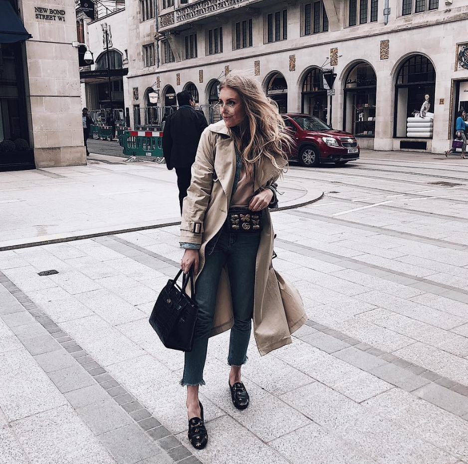 Trench Coat - Spring Essentials - Fashion Blogger Sinead Crowe