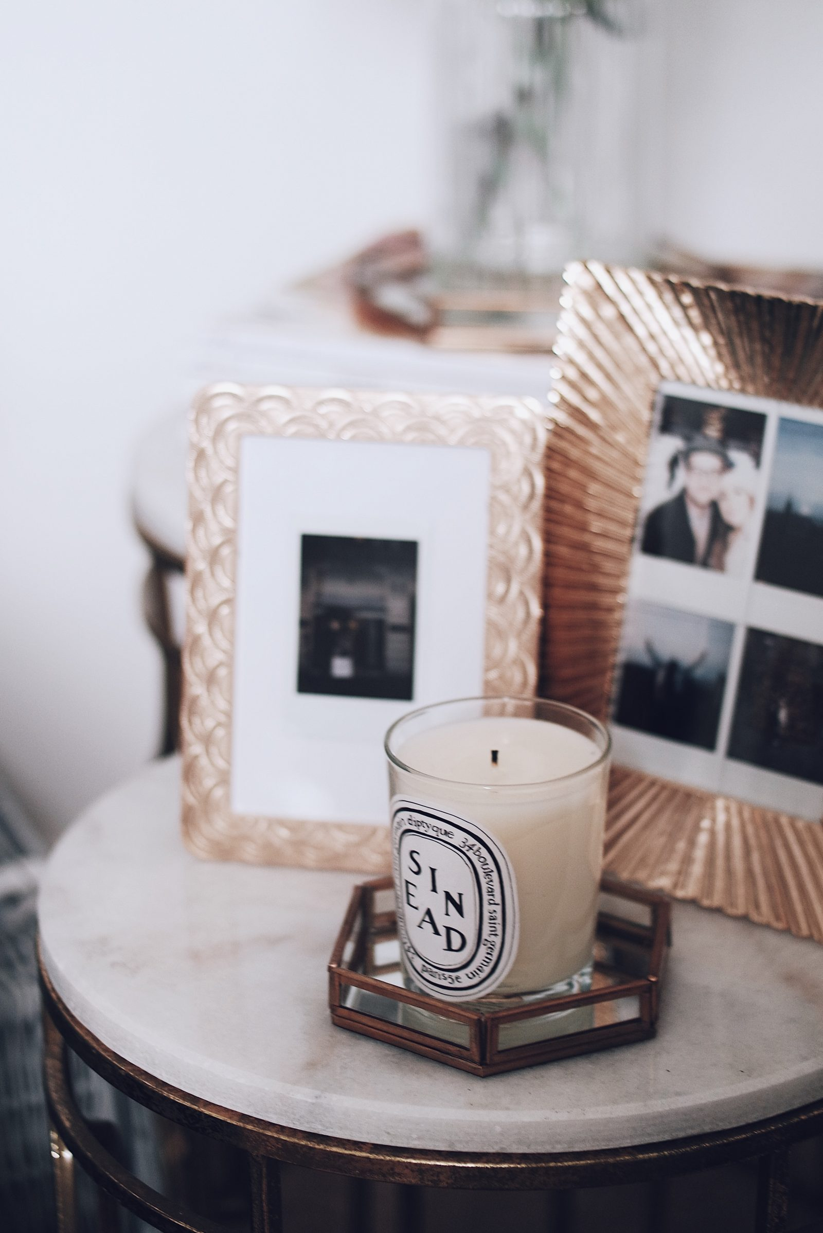 Laura Ashley - Diptyque Candle